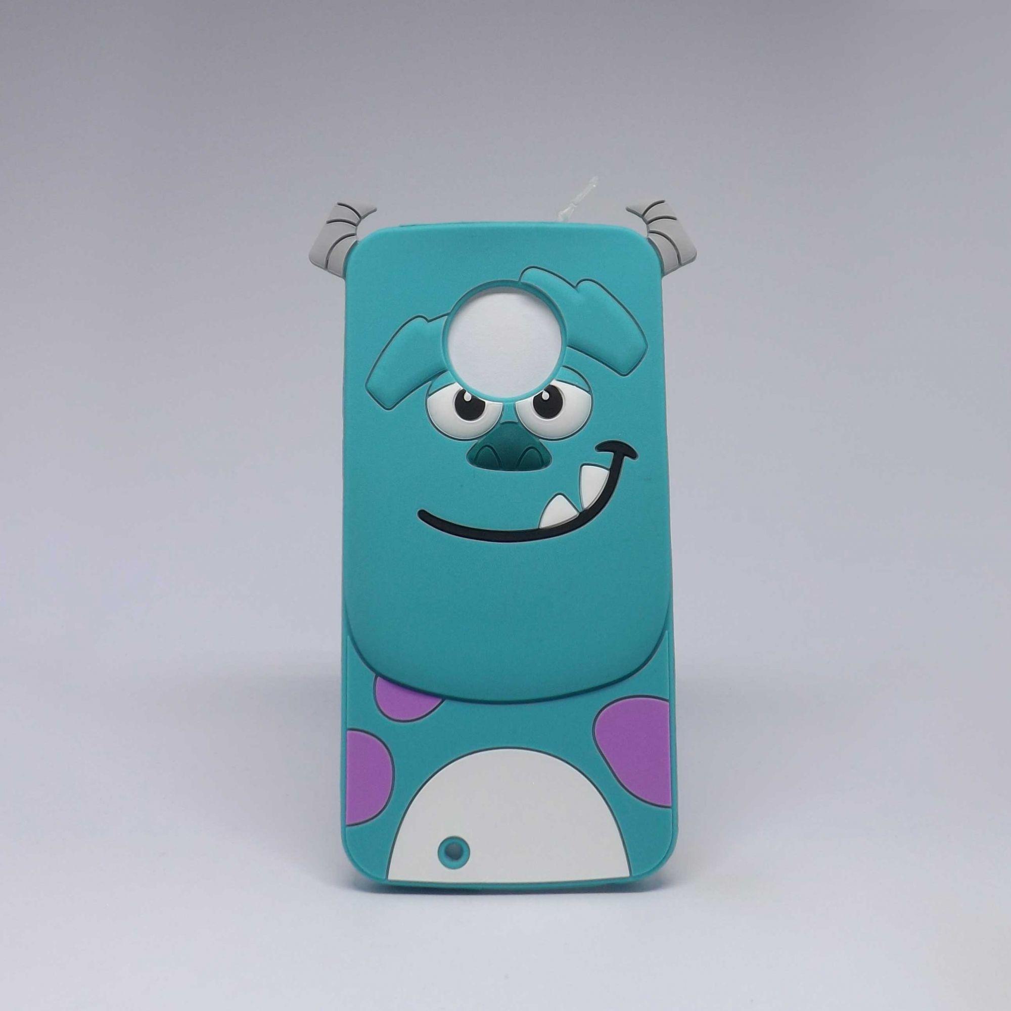 Capa Motorola G6 Personagens - Sullivan
