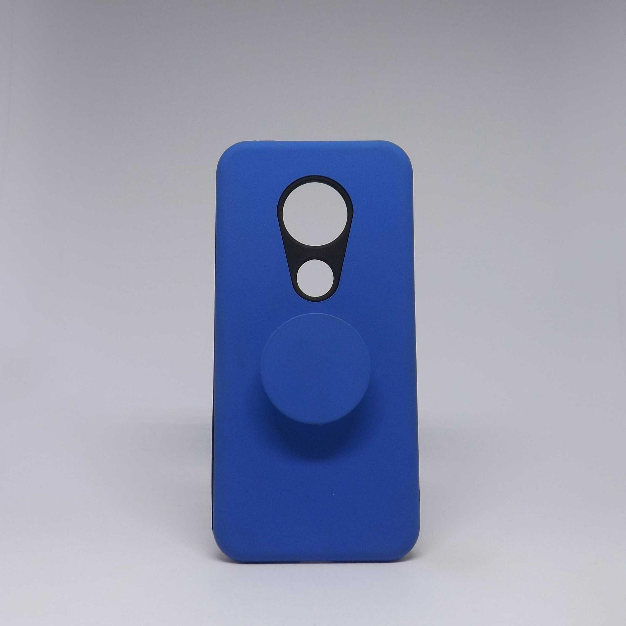 Capa Motorola G6 Play Antiqueda com Pop Case