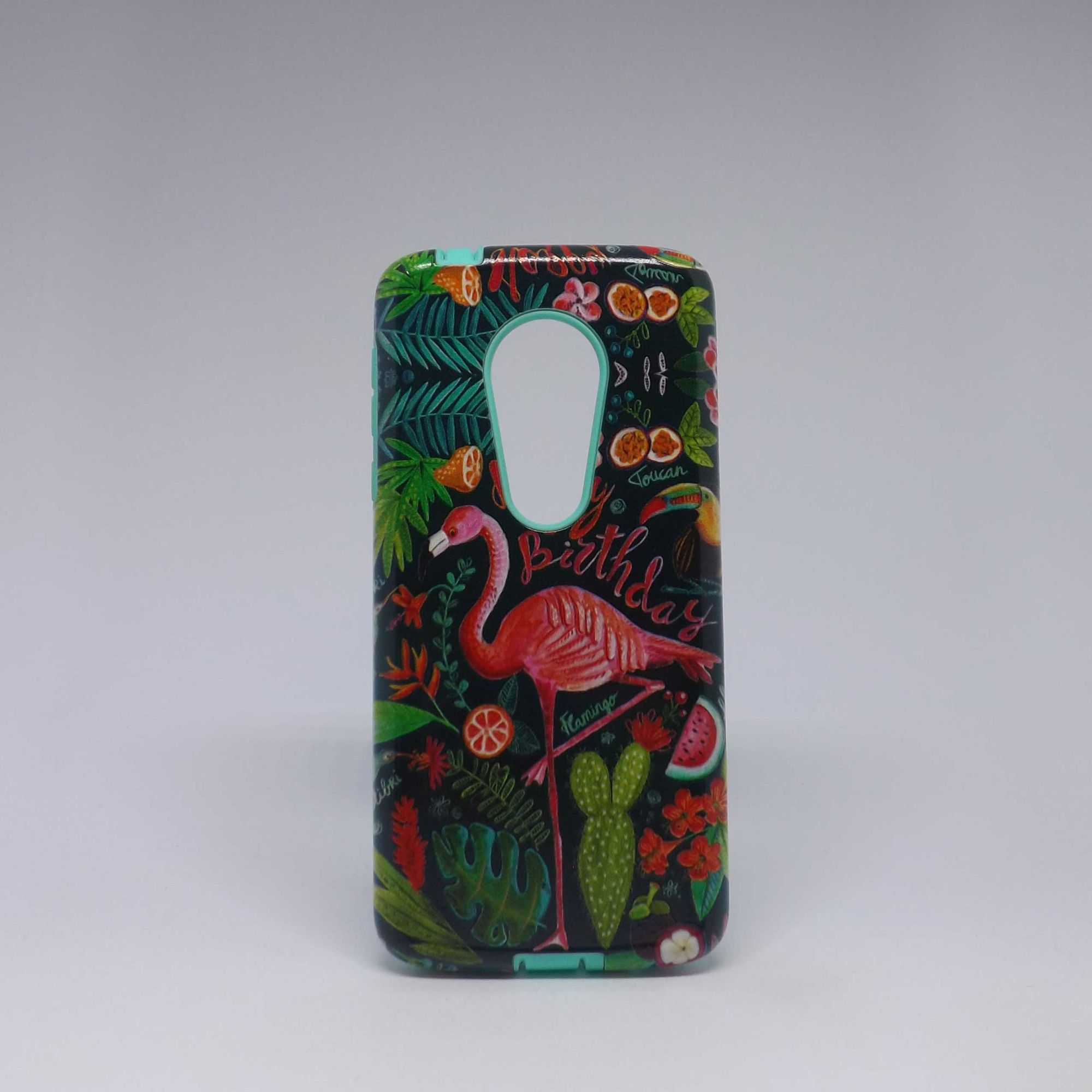 Capa Motorola G6 Play Antiqueda Estampada