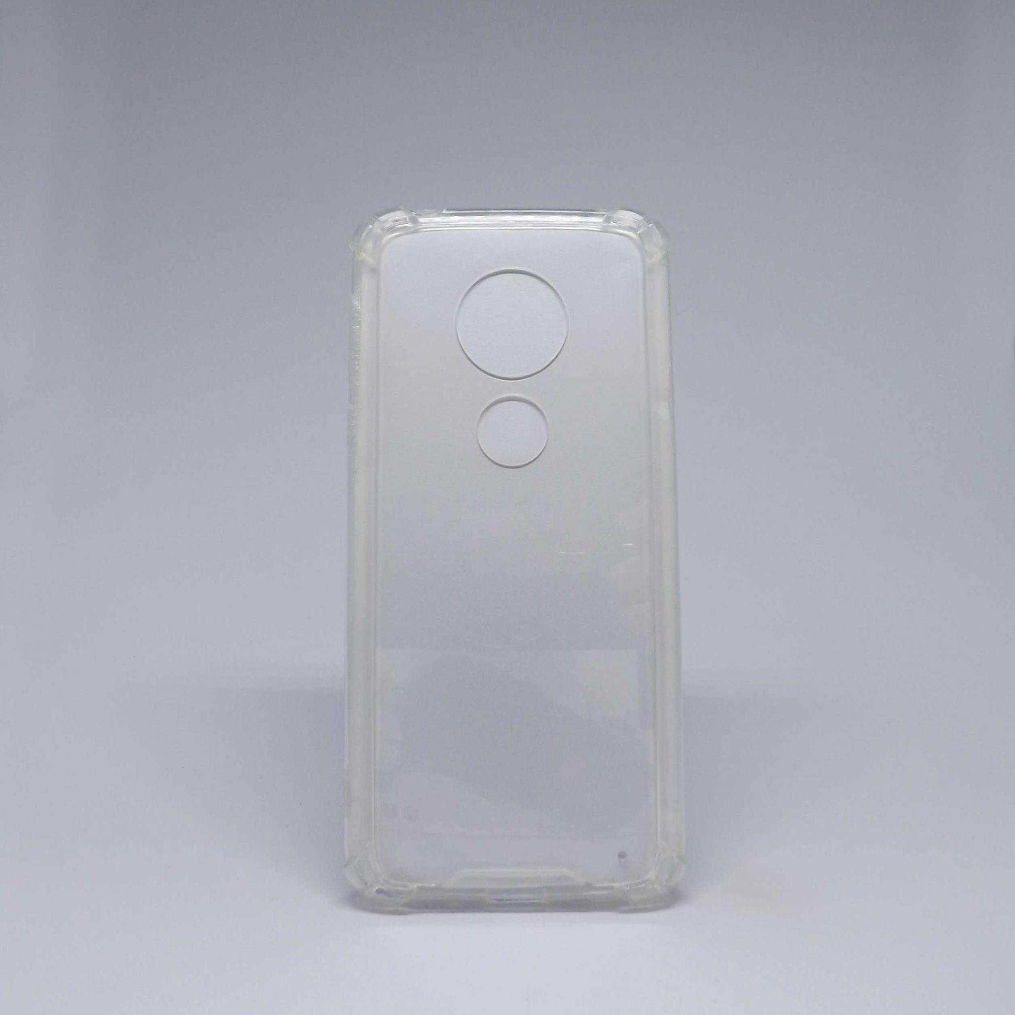 Capa Motorola G6 Play Antiqueda Transparente