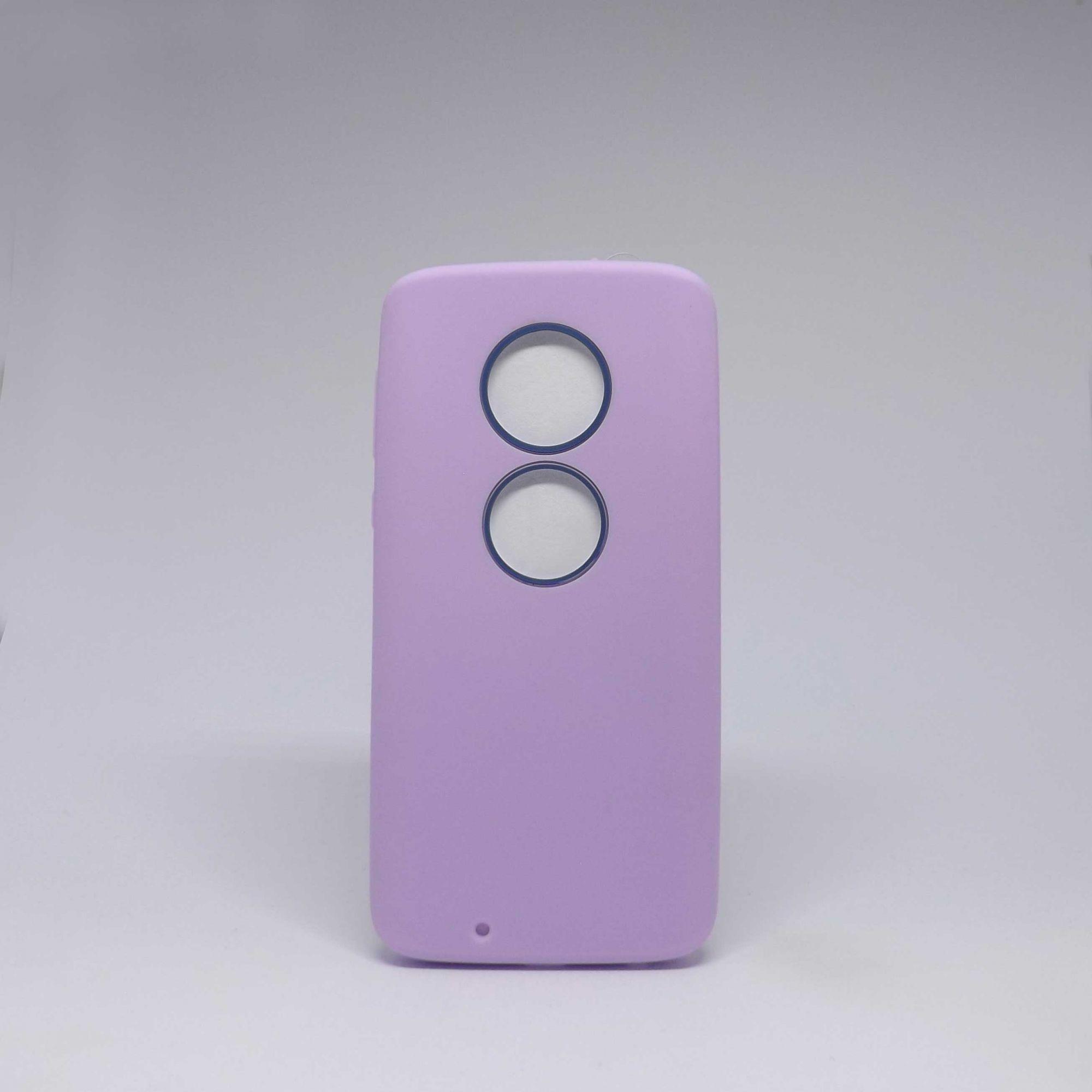 Capa Motorola G6 Play Borracha