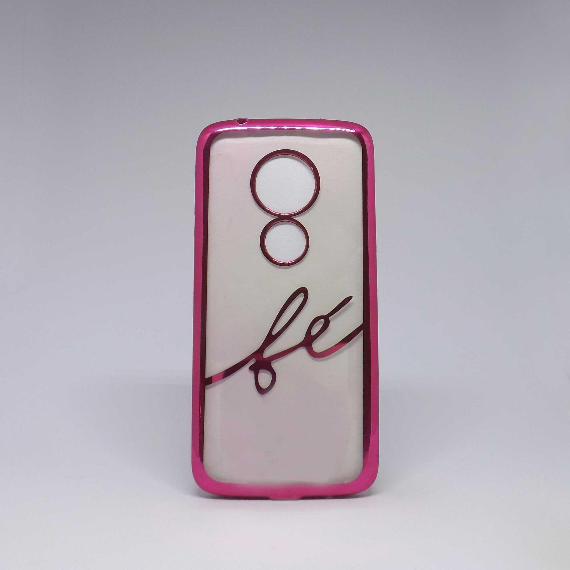 Capa Motorola G6 Play Brilho Estampado