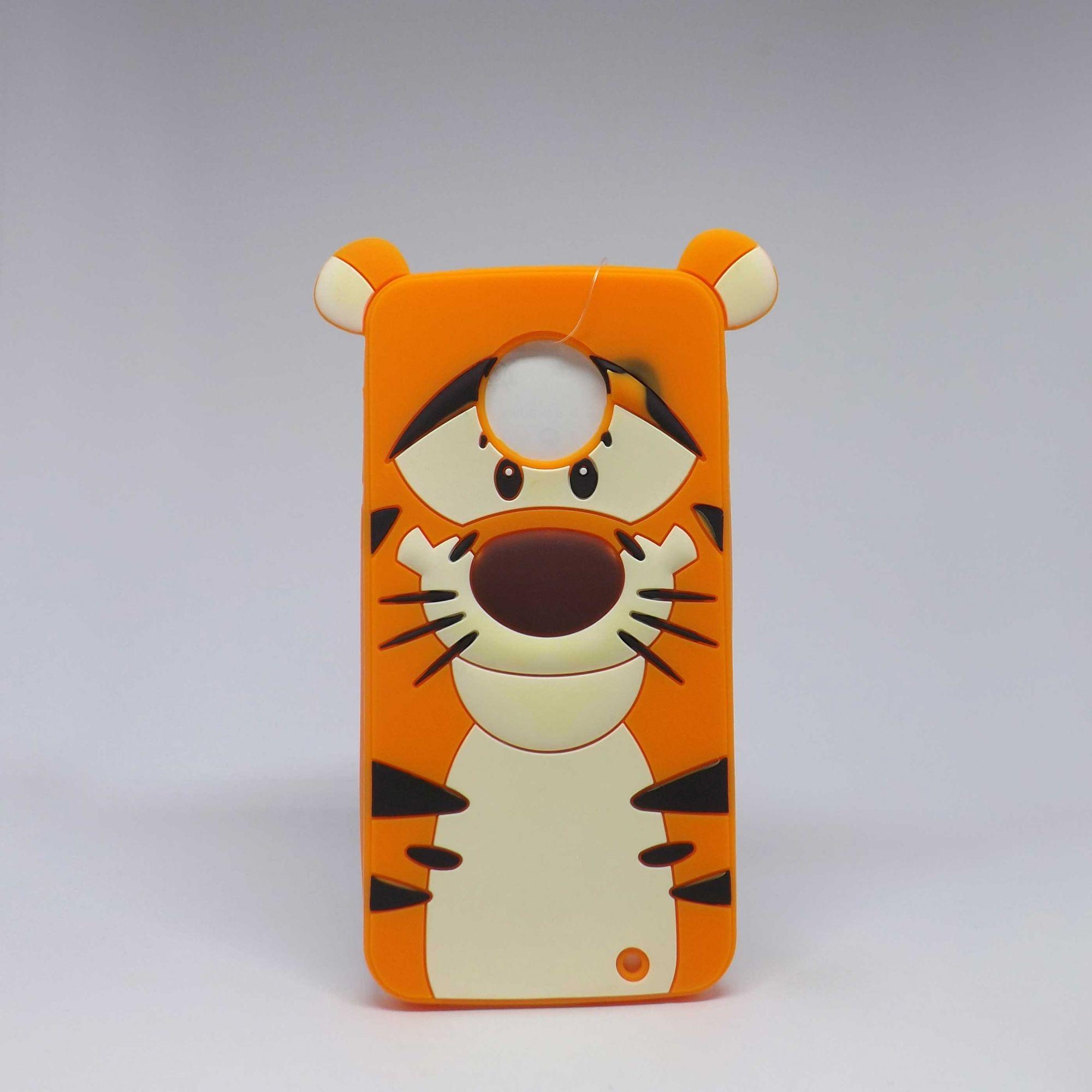 Capa Motorola G6 Plus Personagens - Tigrão