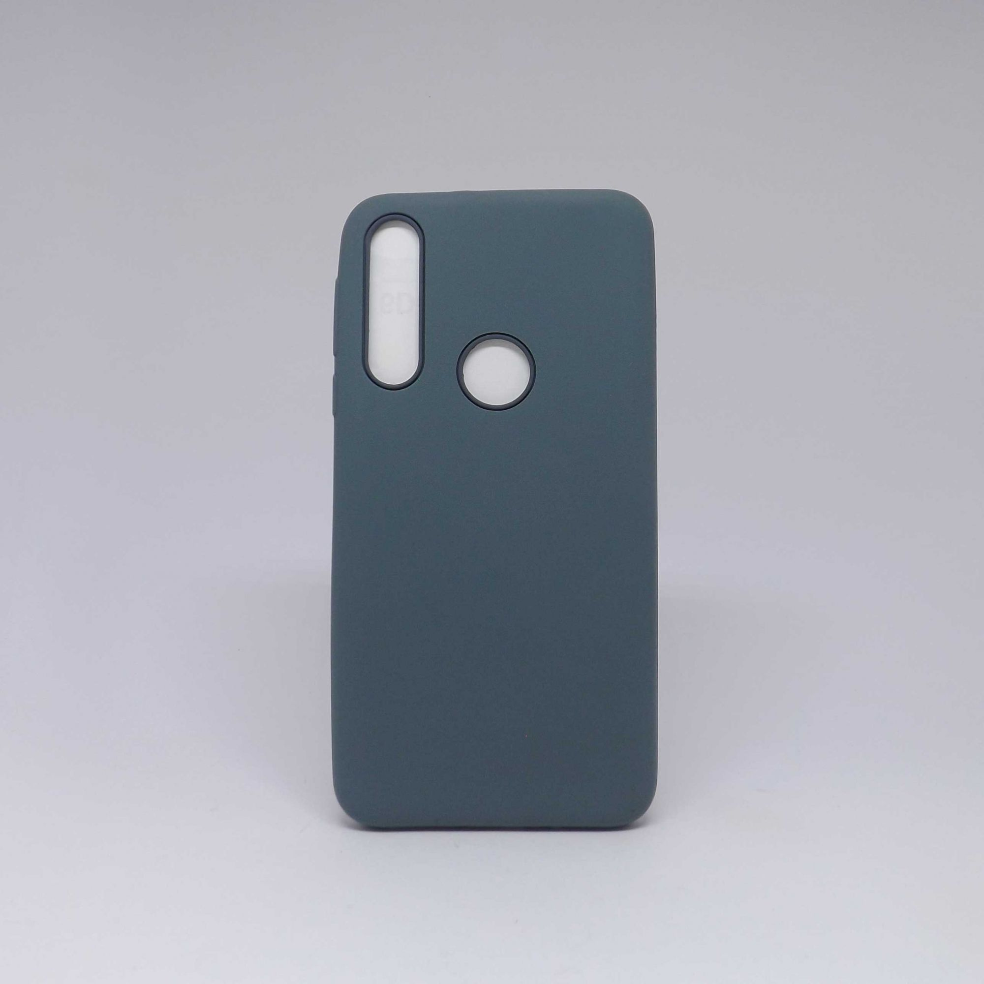 Capa Motorola  G8 Play/Macro Borracha