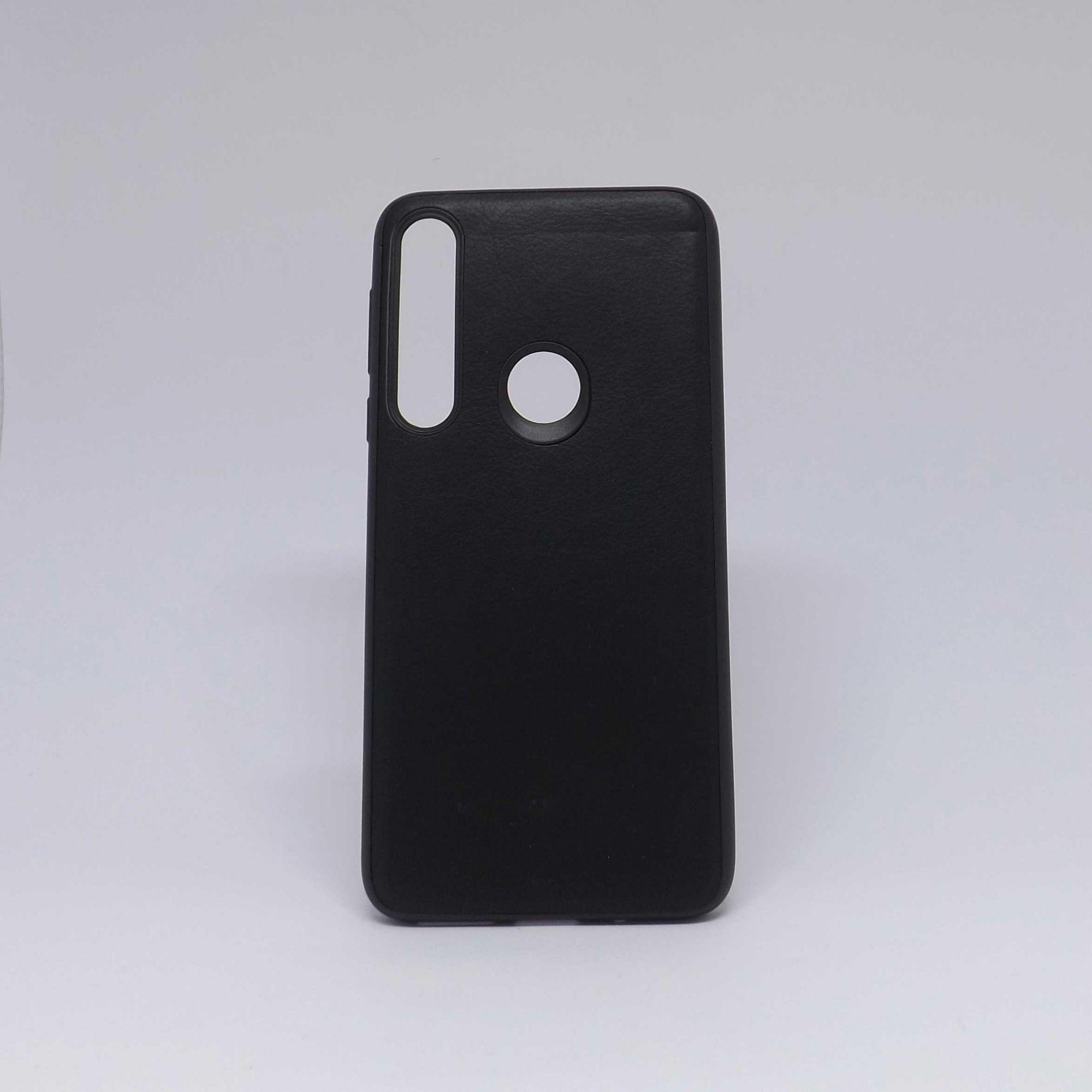 Capa Motorola G8 Play/Macro Couro
