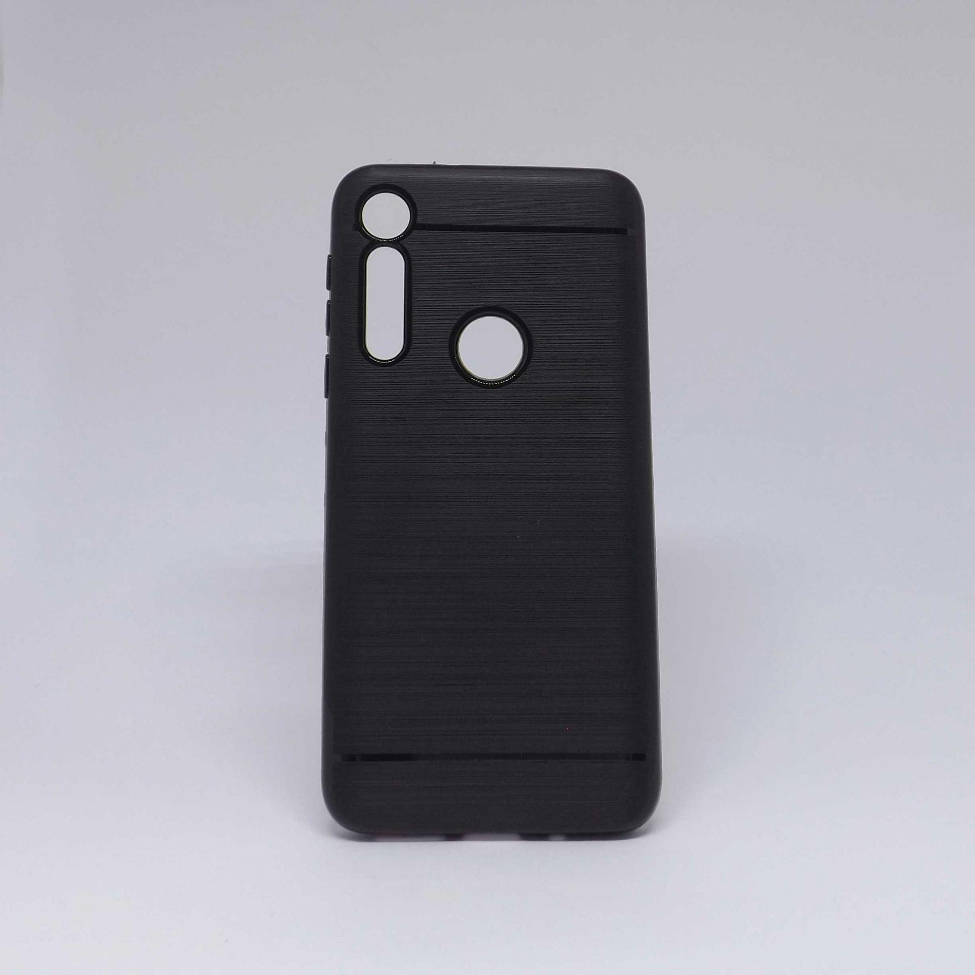 Capa Motorola Moto G8 Play/Macro Preta Molinha