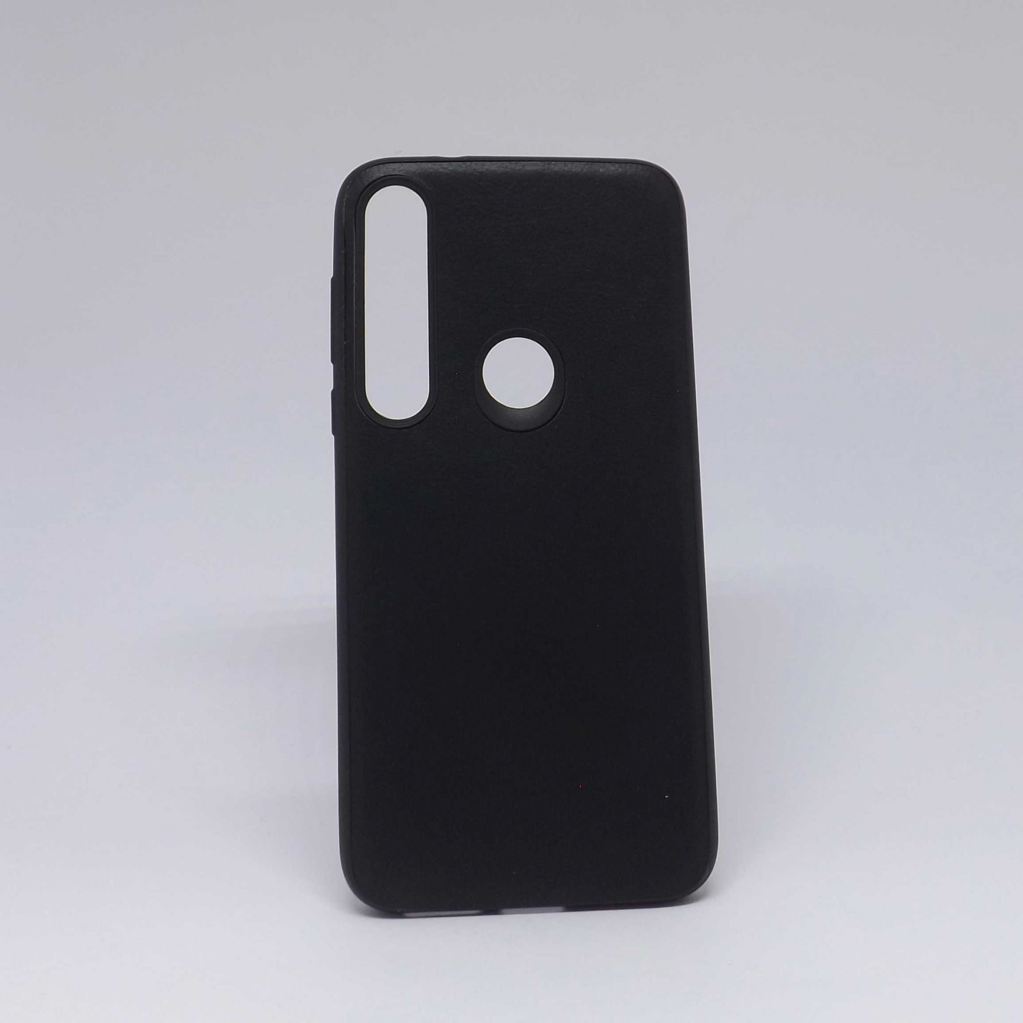 Capa Motorola G8 Plus Couro