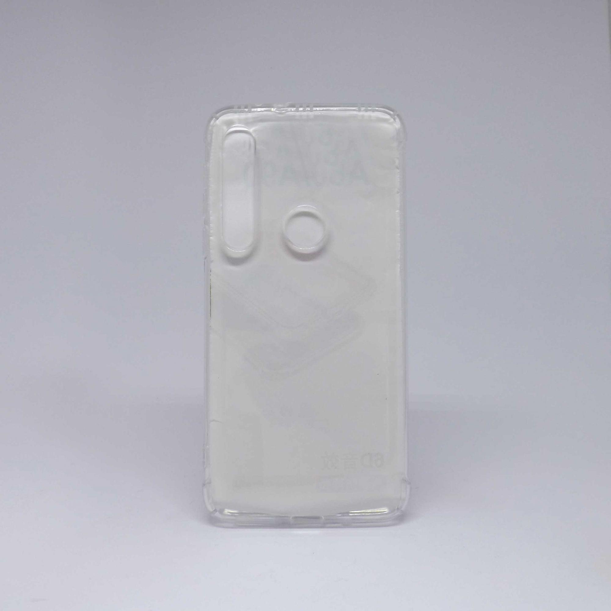 Capa Motorola G8 Plus Transparente
