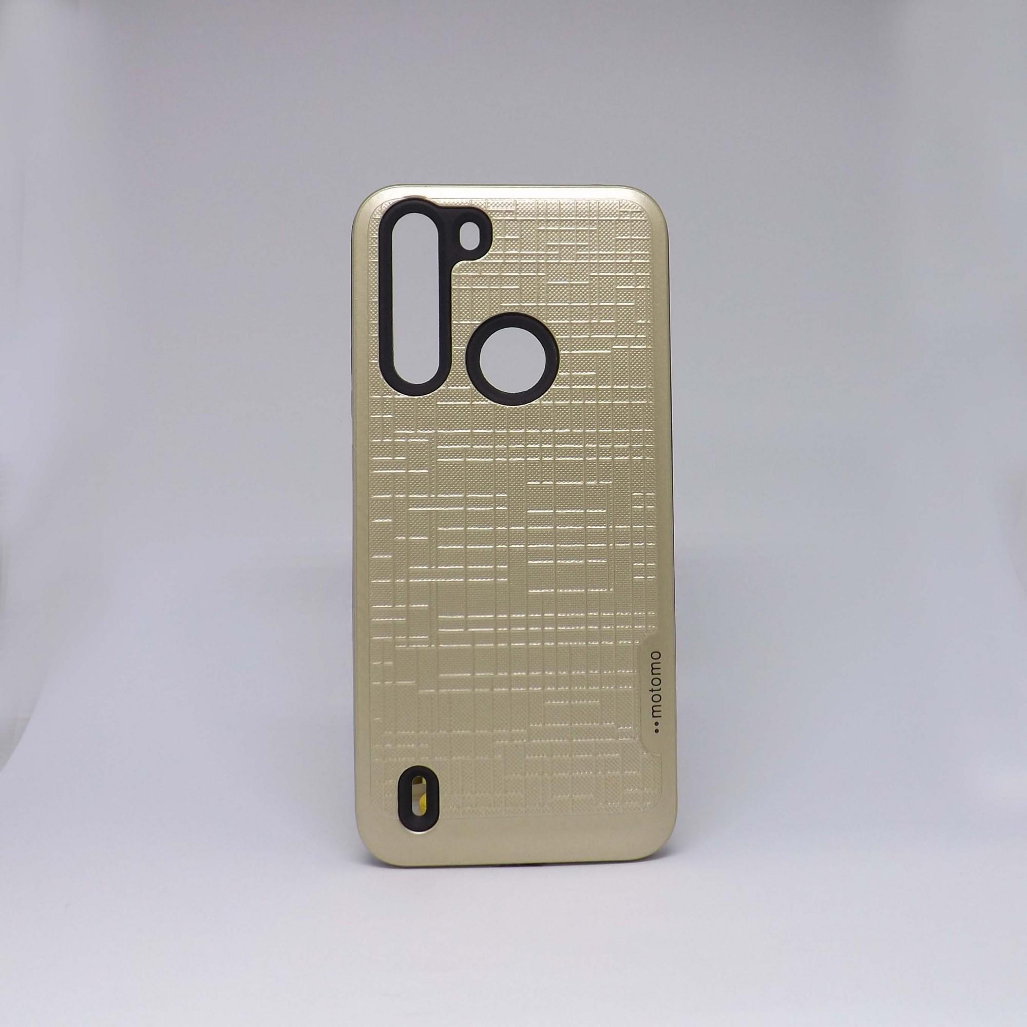 Capa Motorola One Fusion Antiqueda