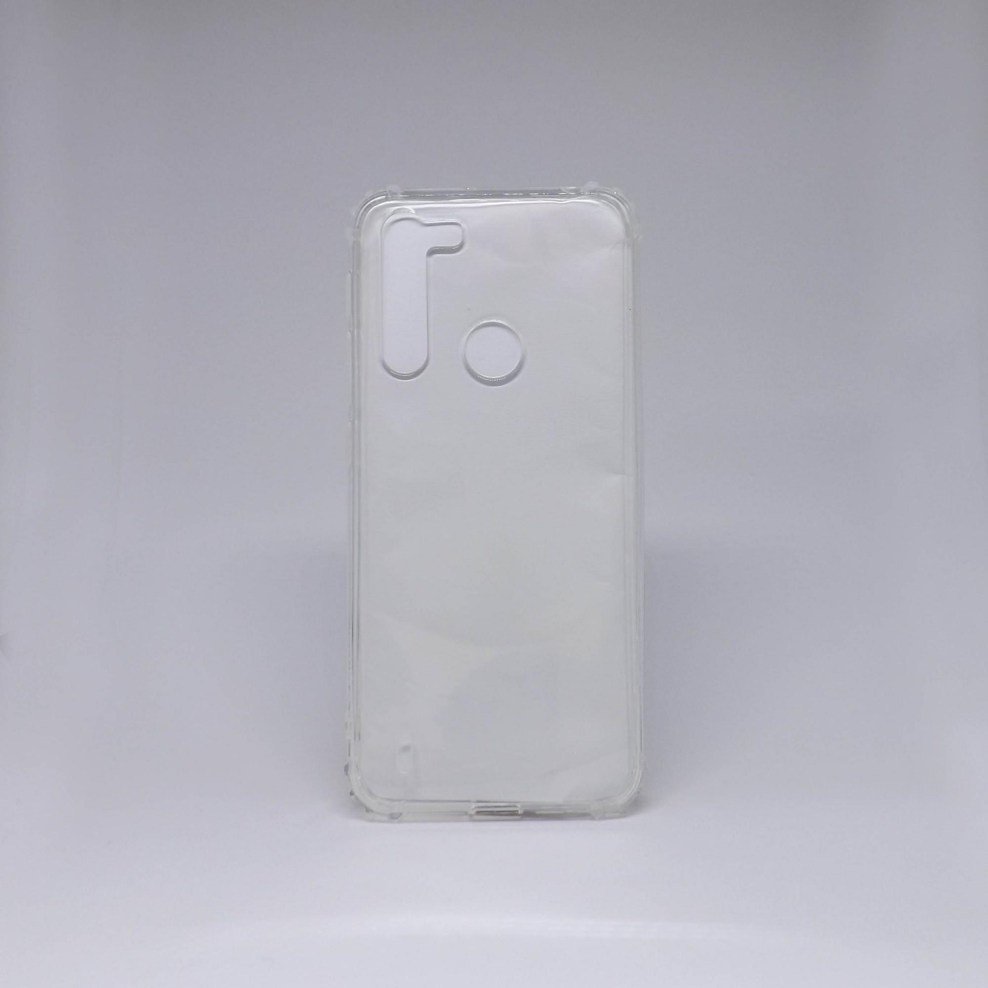 Capa Motorola One Fusion Transparente