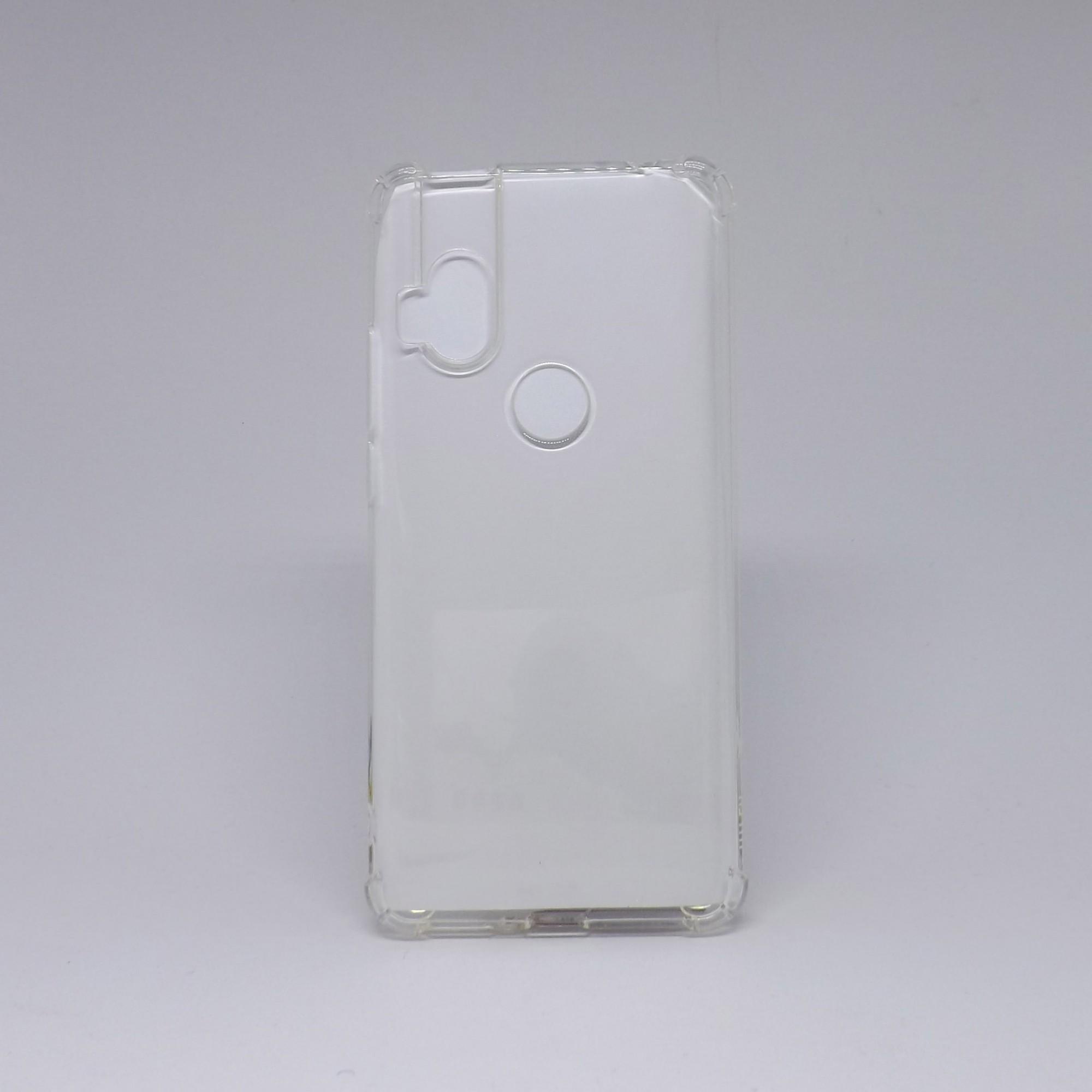Capa Motorola One Hyper Transparente