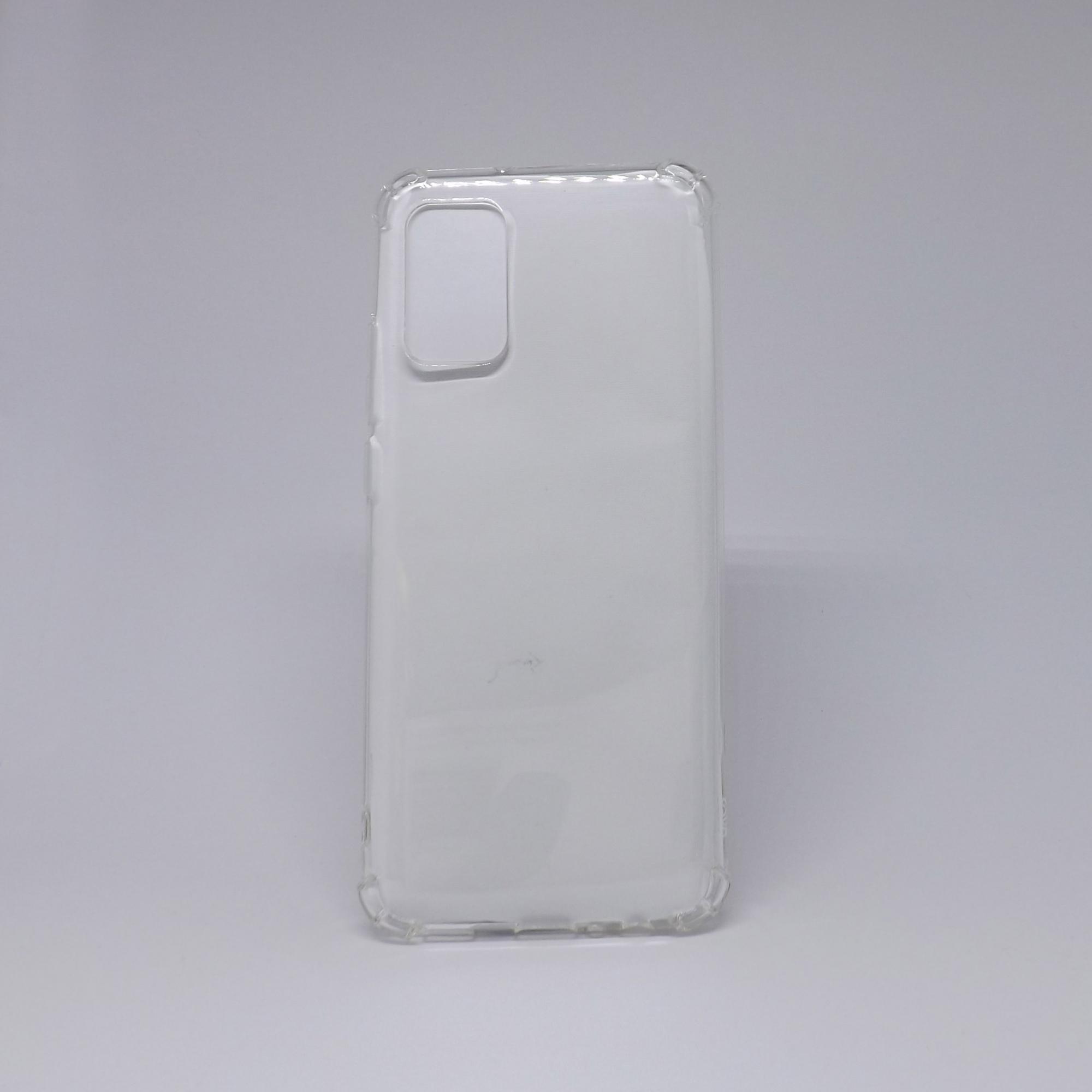Capa Samsung Galaxy A02s Transparente