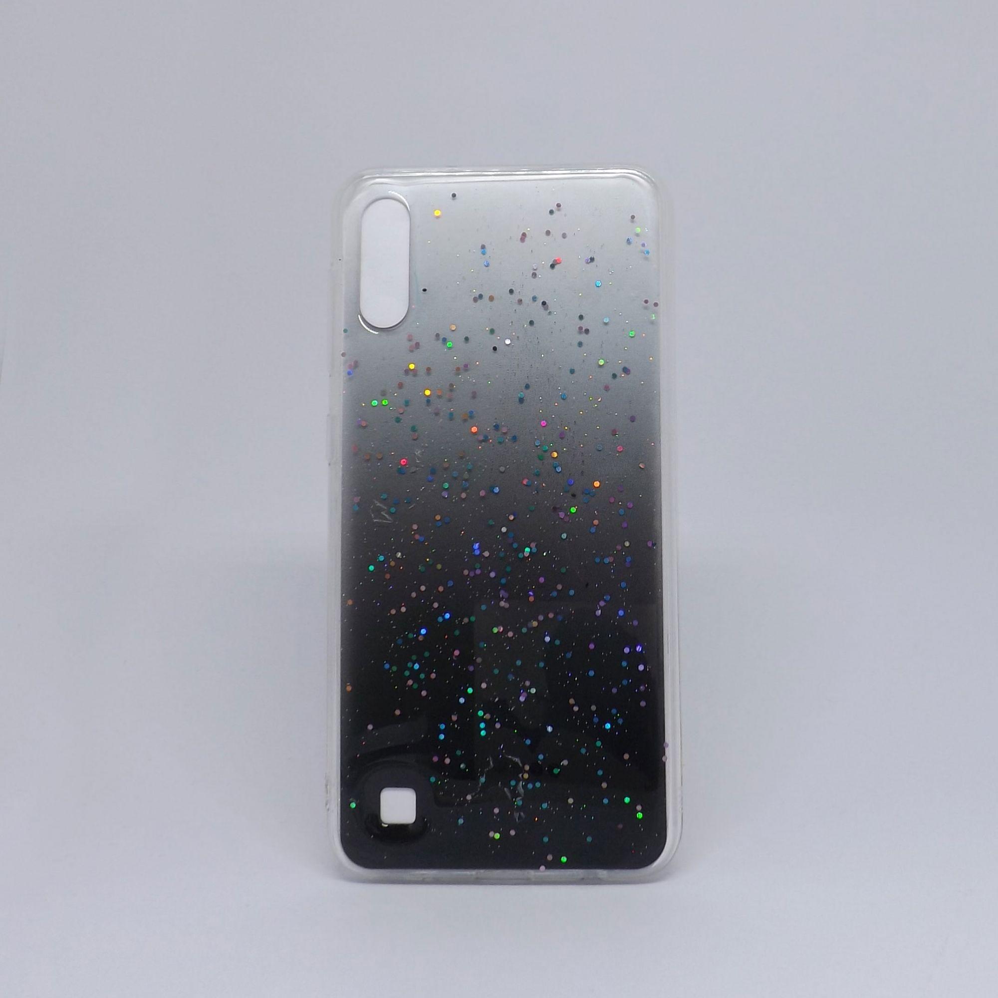 Capa Samsung Galaxy A10 Brilho Degradê