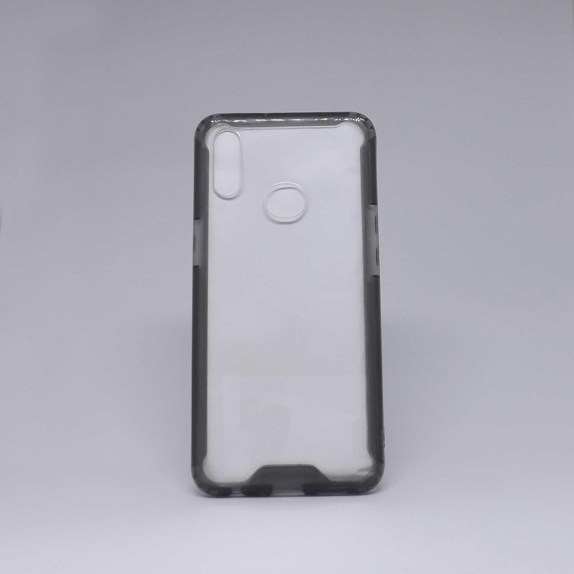 Capa Samsung Galaxy A10s Antiqueda Transparente