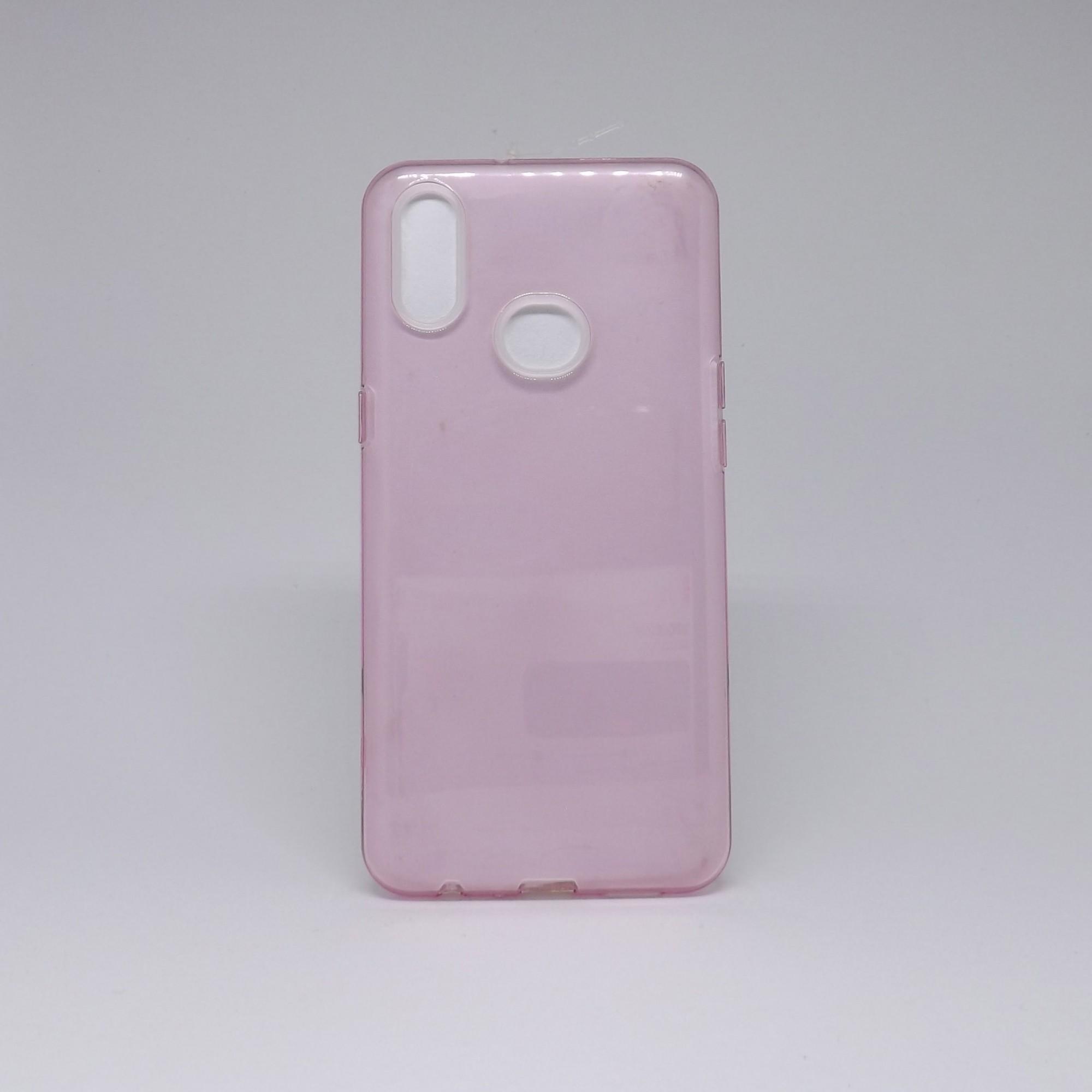 Capa Samsung Galaxy A10s Translucida