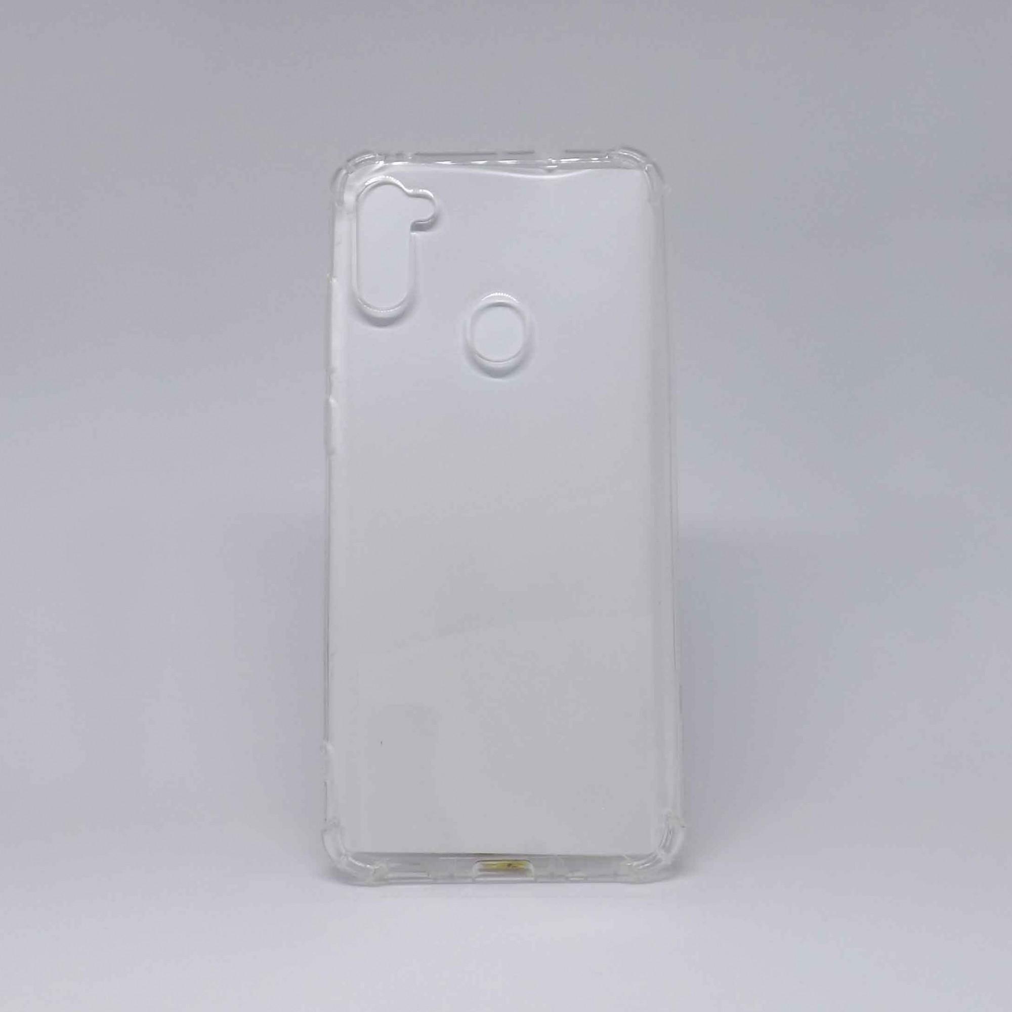 Capa Samsung Galaxy A11 Antiqueda Transparente