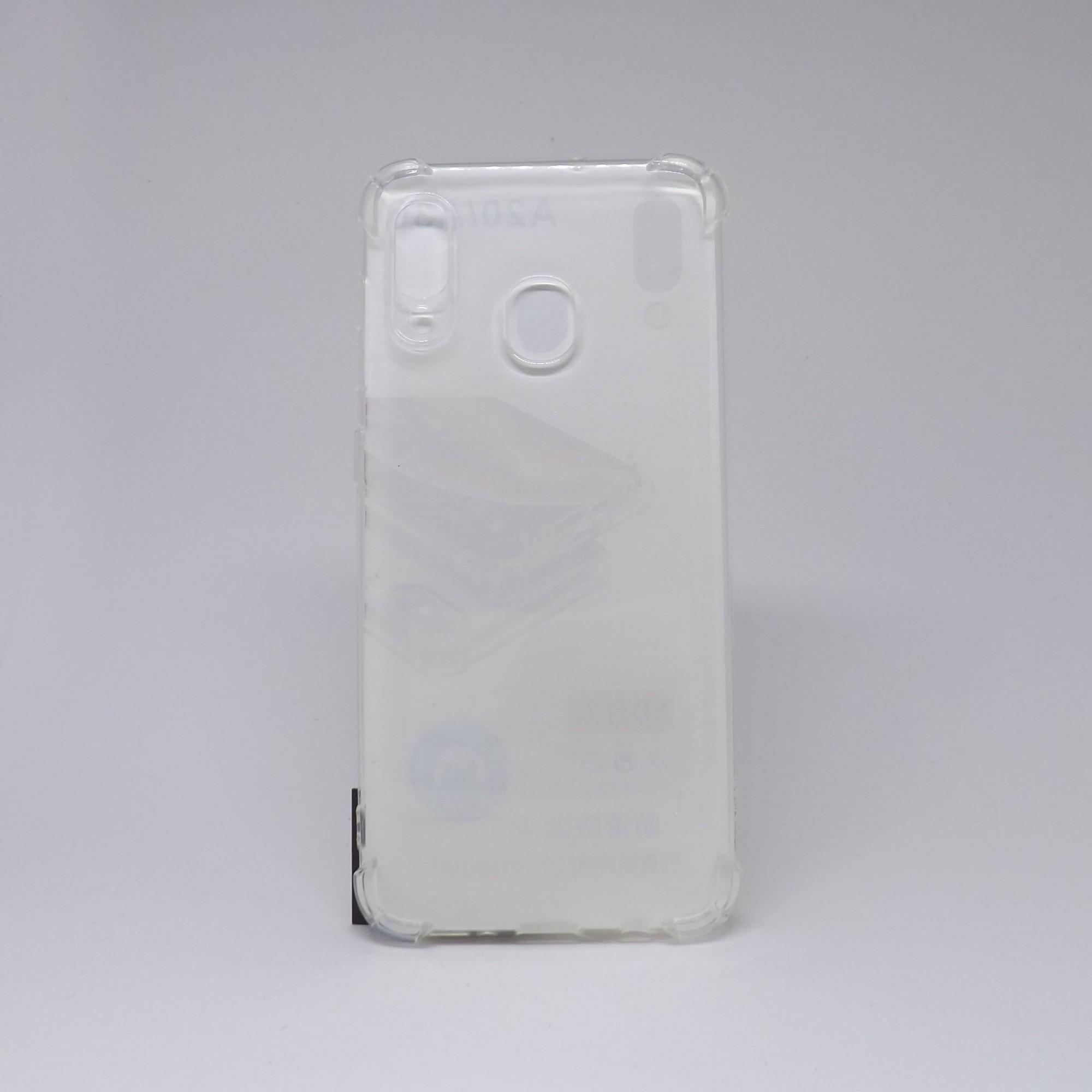 Capa Samsung Galaxy A20/30 Transparente