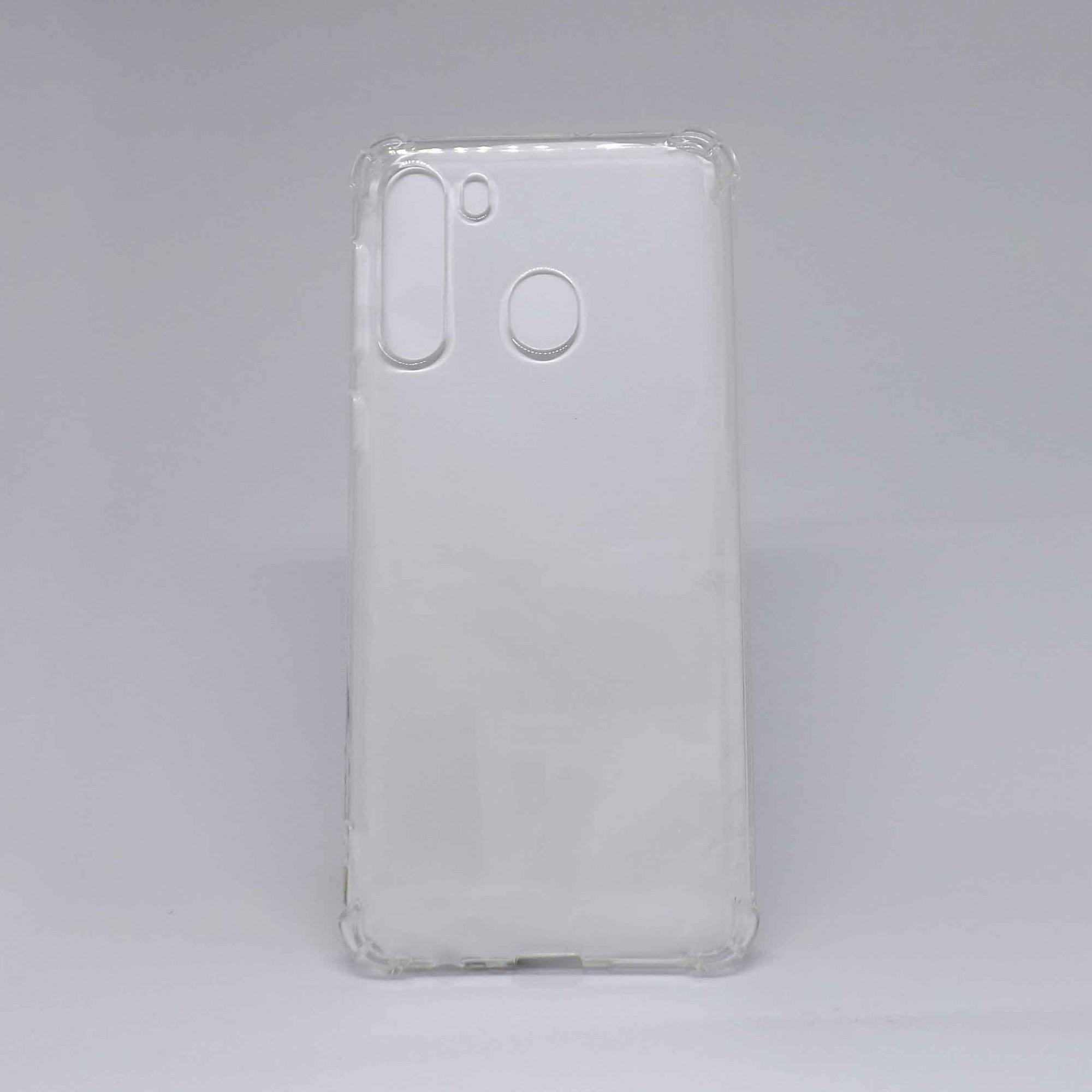 Capa Samsung Galaxy A21 Antiqueda Transparente