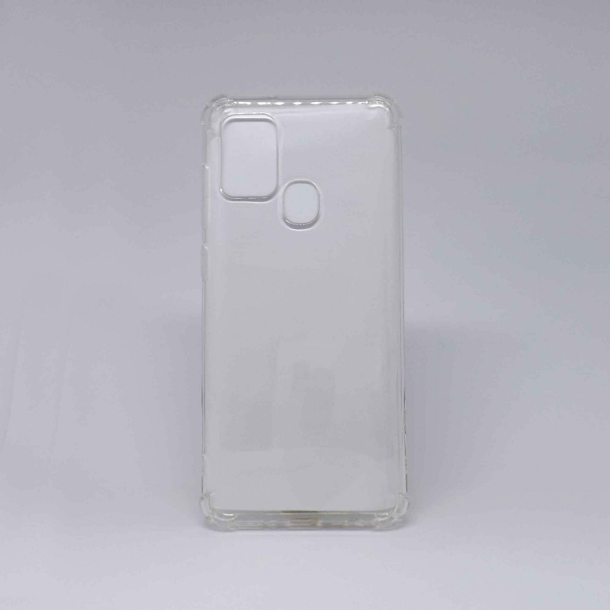 Capa Samsung Galaxy A21s Antiqueda Transparente