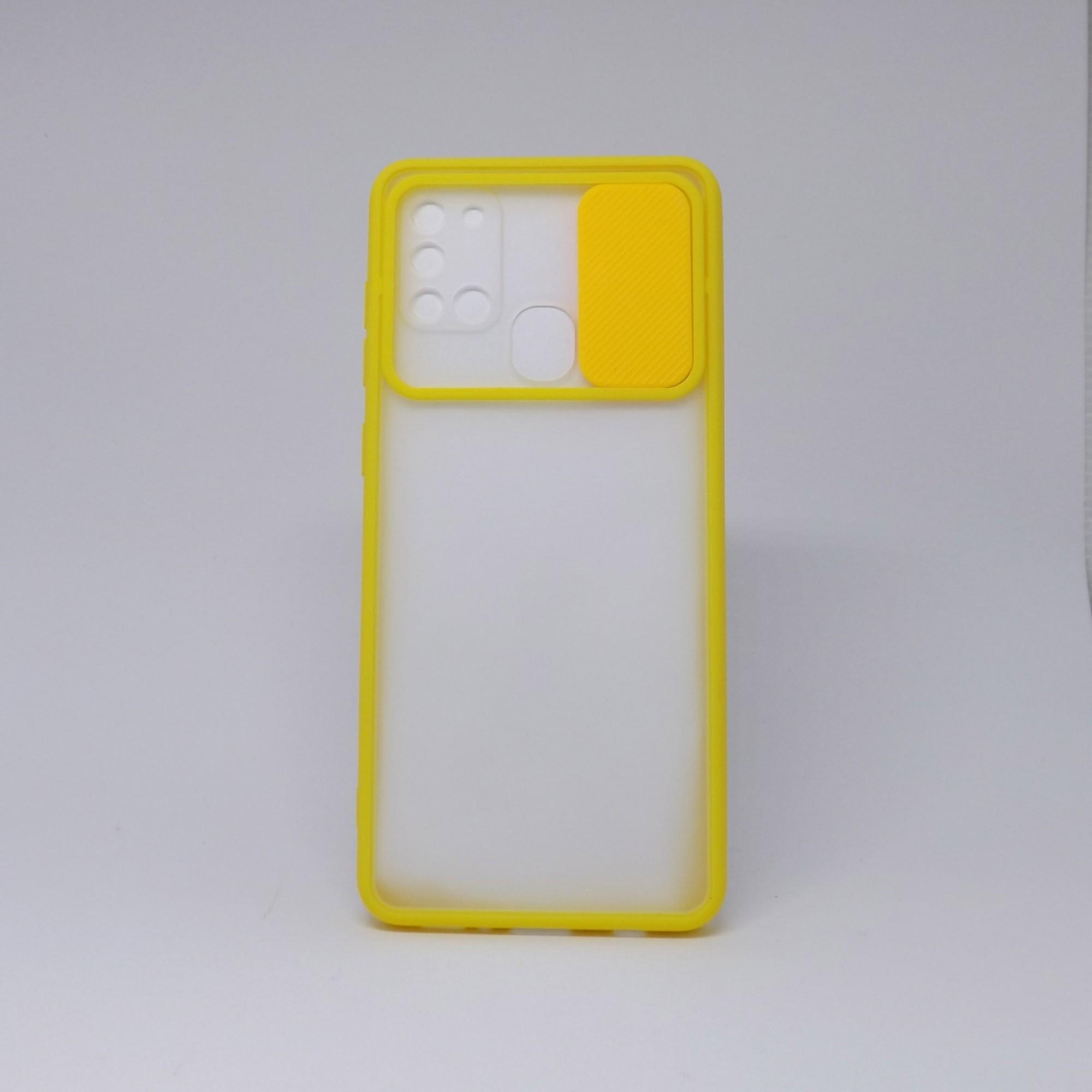 Capa Samsung Galaxy A21S (Com Proteção na Camêra)