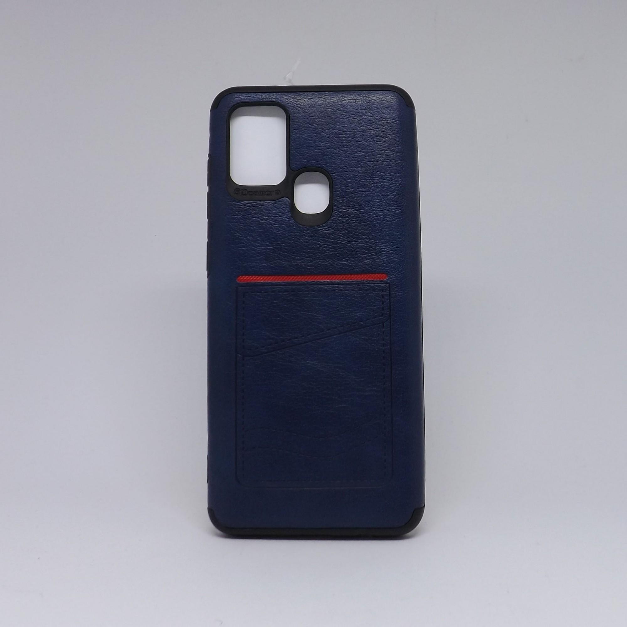 Capa Samsung Galaxy A21s Couro