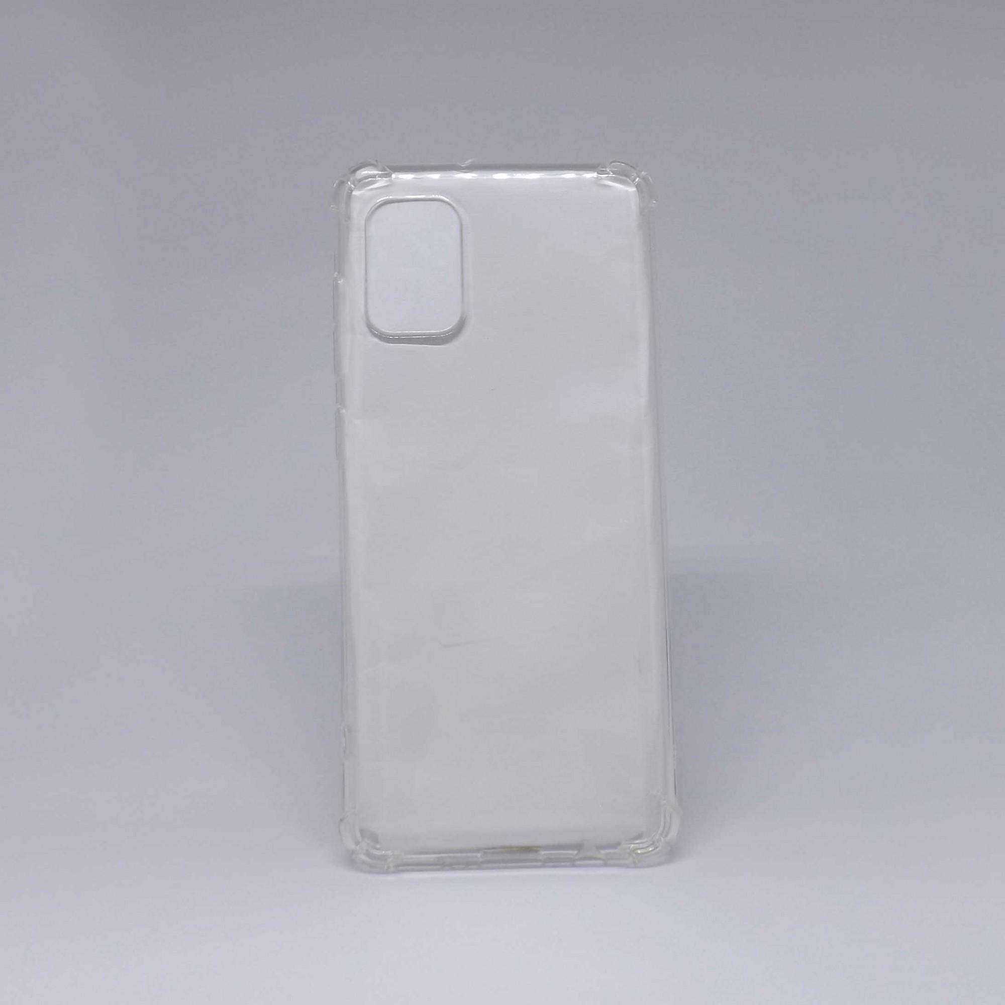 Capa Samsung Galaxy A31 Antiqueda Transparente