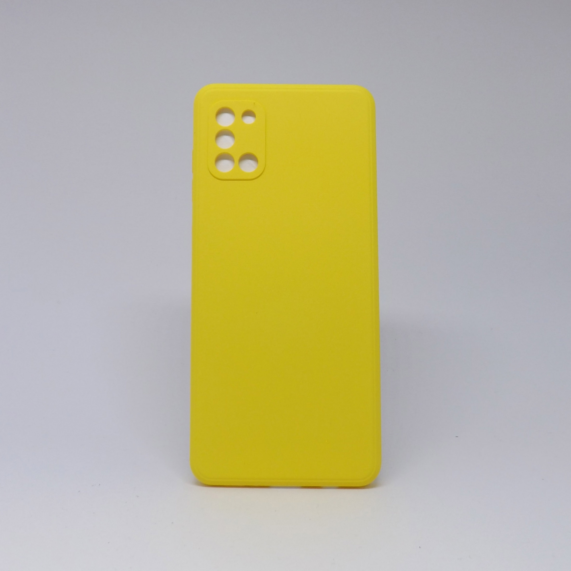 Capa Samsung Galaxy A31 Autêntica (Com Proteção na Câmera)