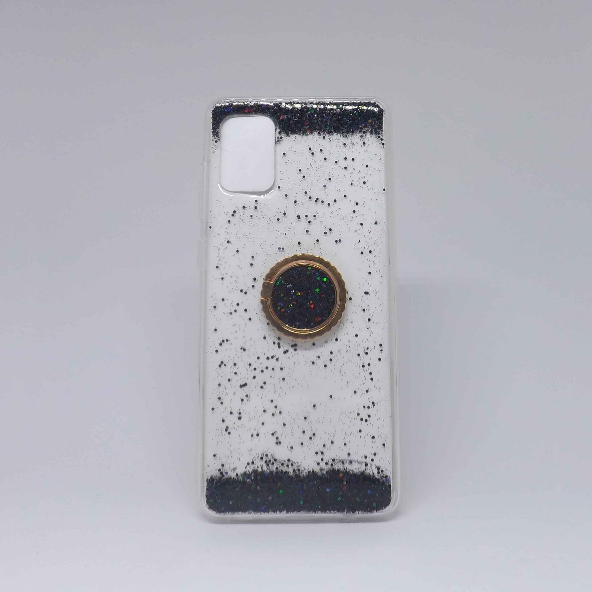Capa Samsung Galaxy A31 Brilho com Pop Case