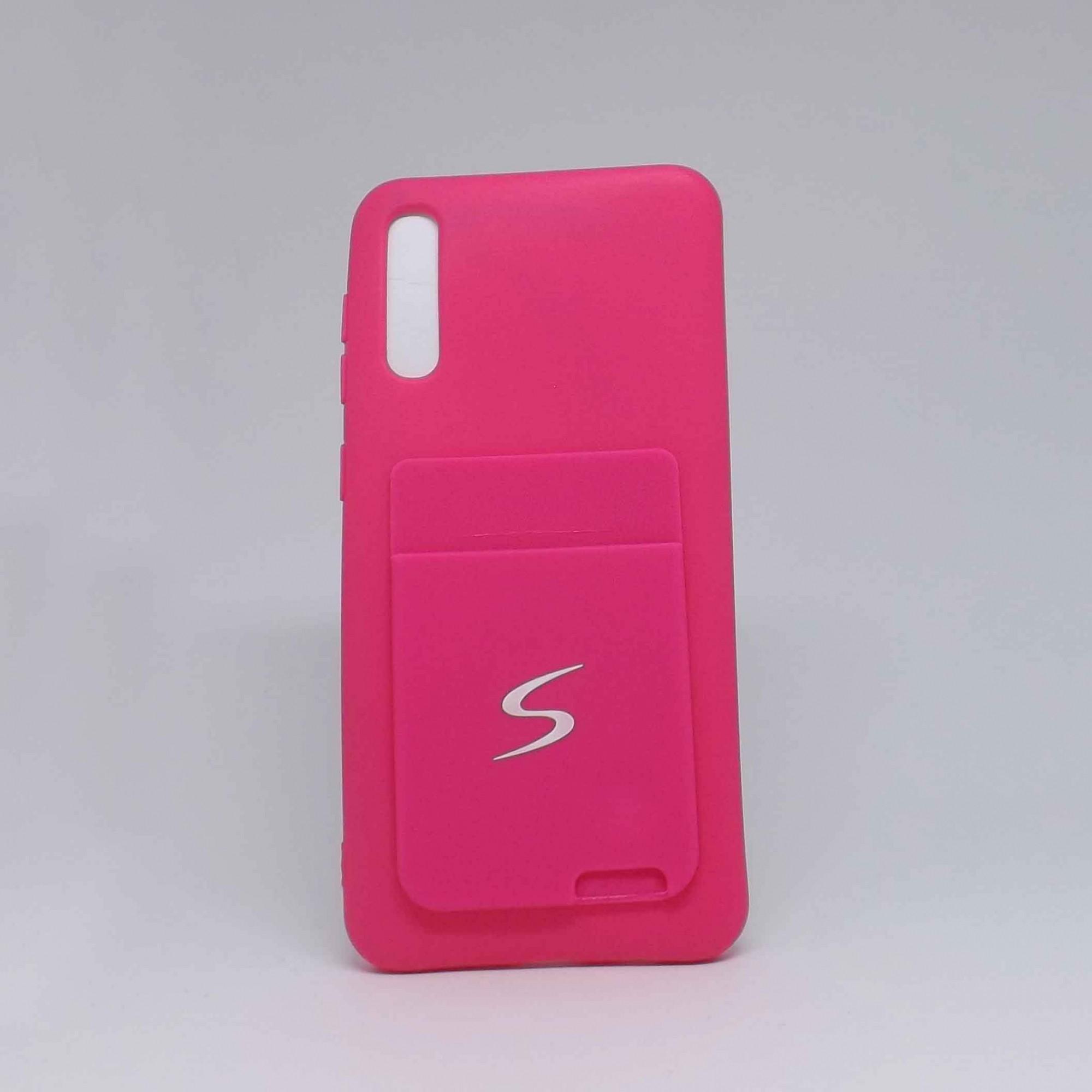 Capa Samsung Galaxy A50 Porta Cartão