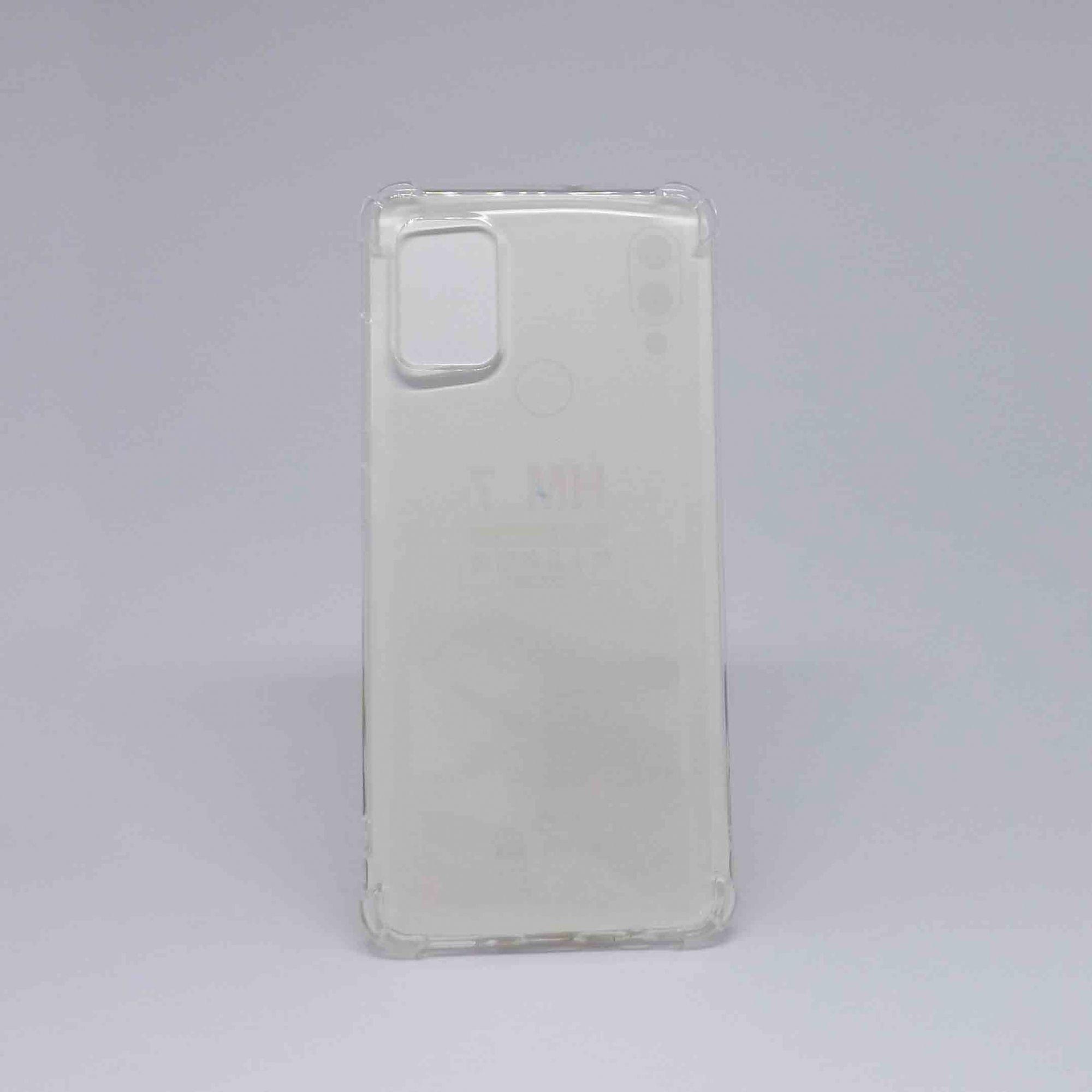 Capa Samsung Galaxy A51 Antiqueda Transparente