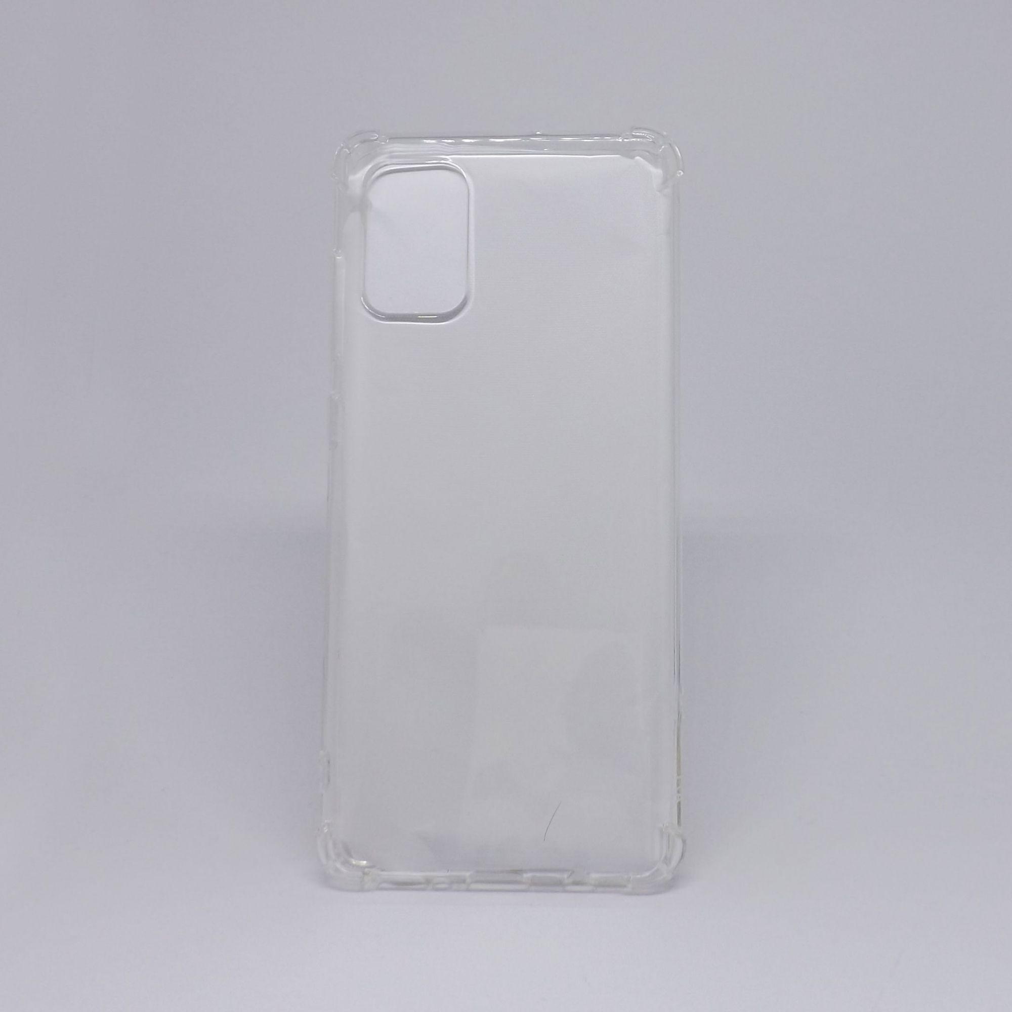 Capa Samsung Galaxy A71 Antiqueda Transparente
