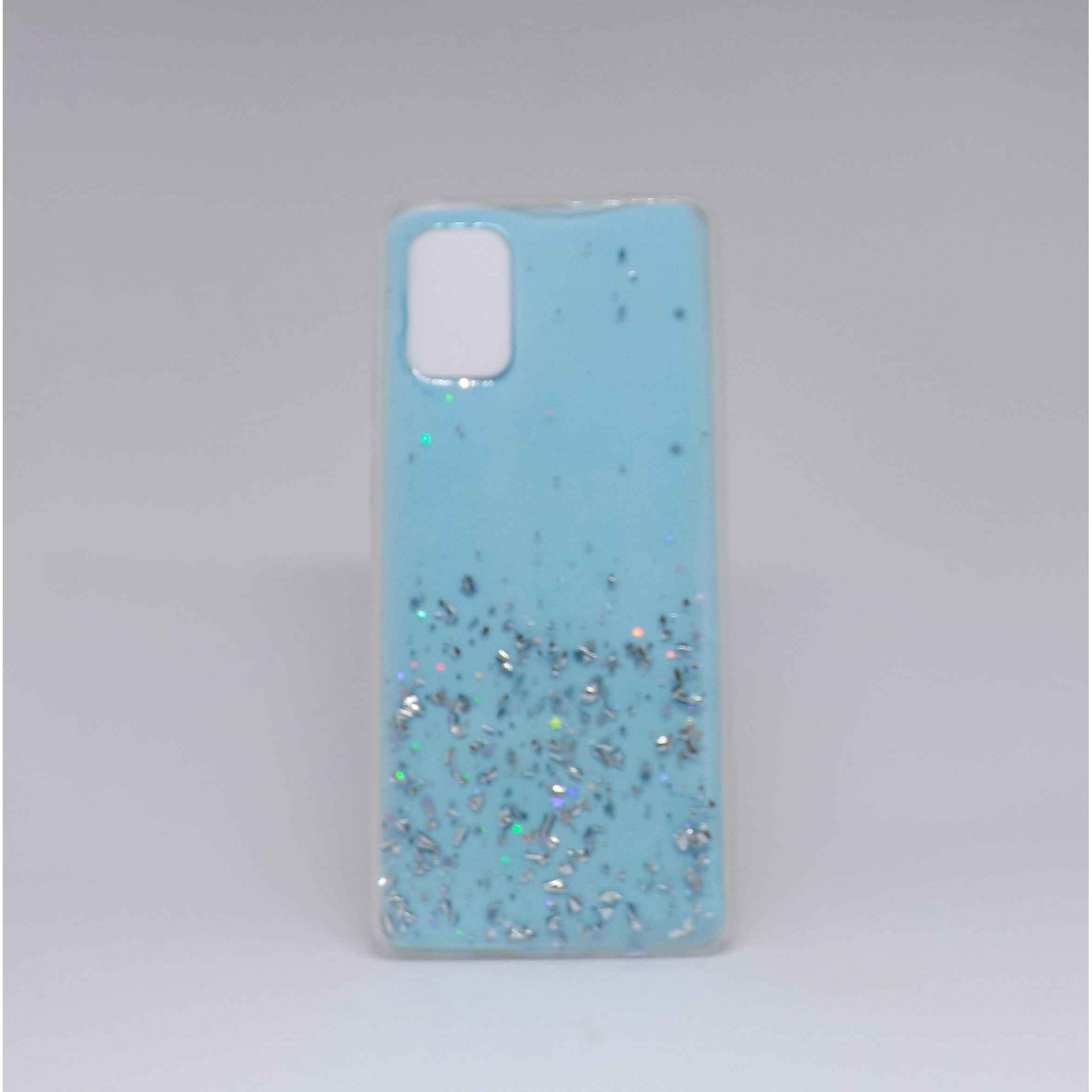 Capa Samsung Galaxy A71 Brilho Glitter Degradê