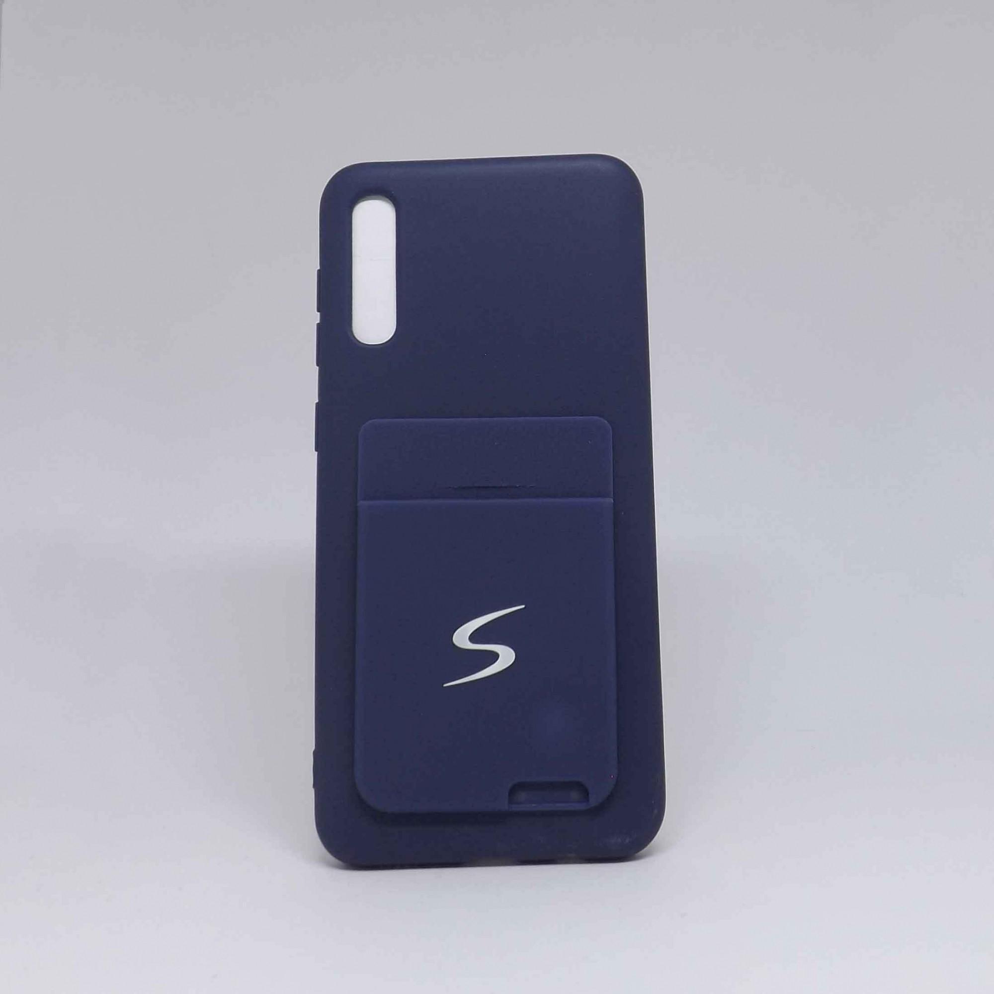 Capa Samsung Galaxy A71 Porta Cartão