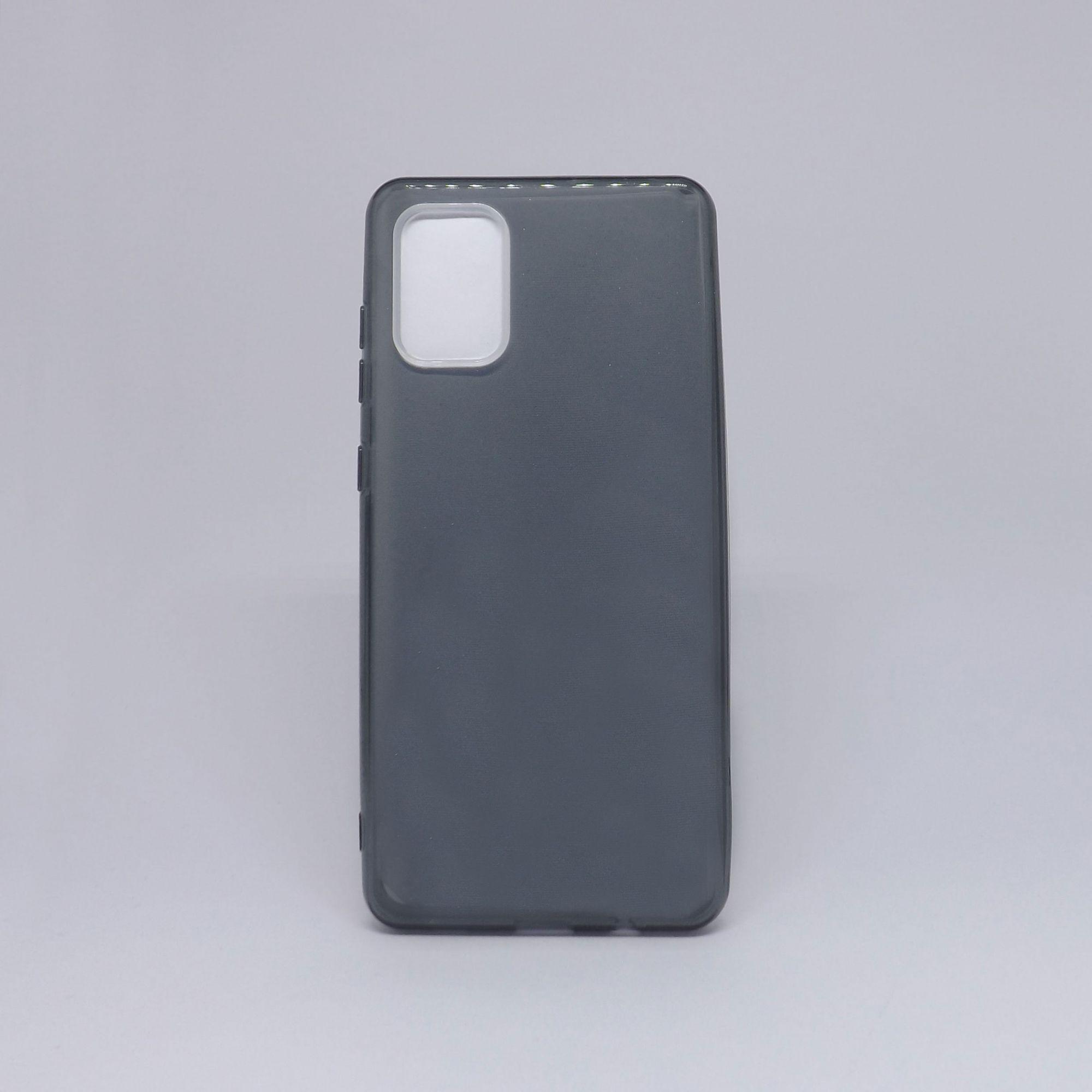 Capa Samsung Galaxy A71 Translucida