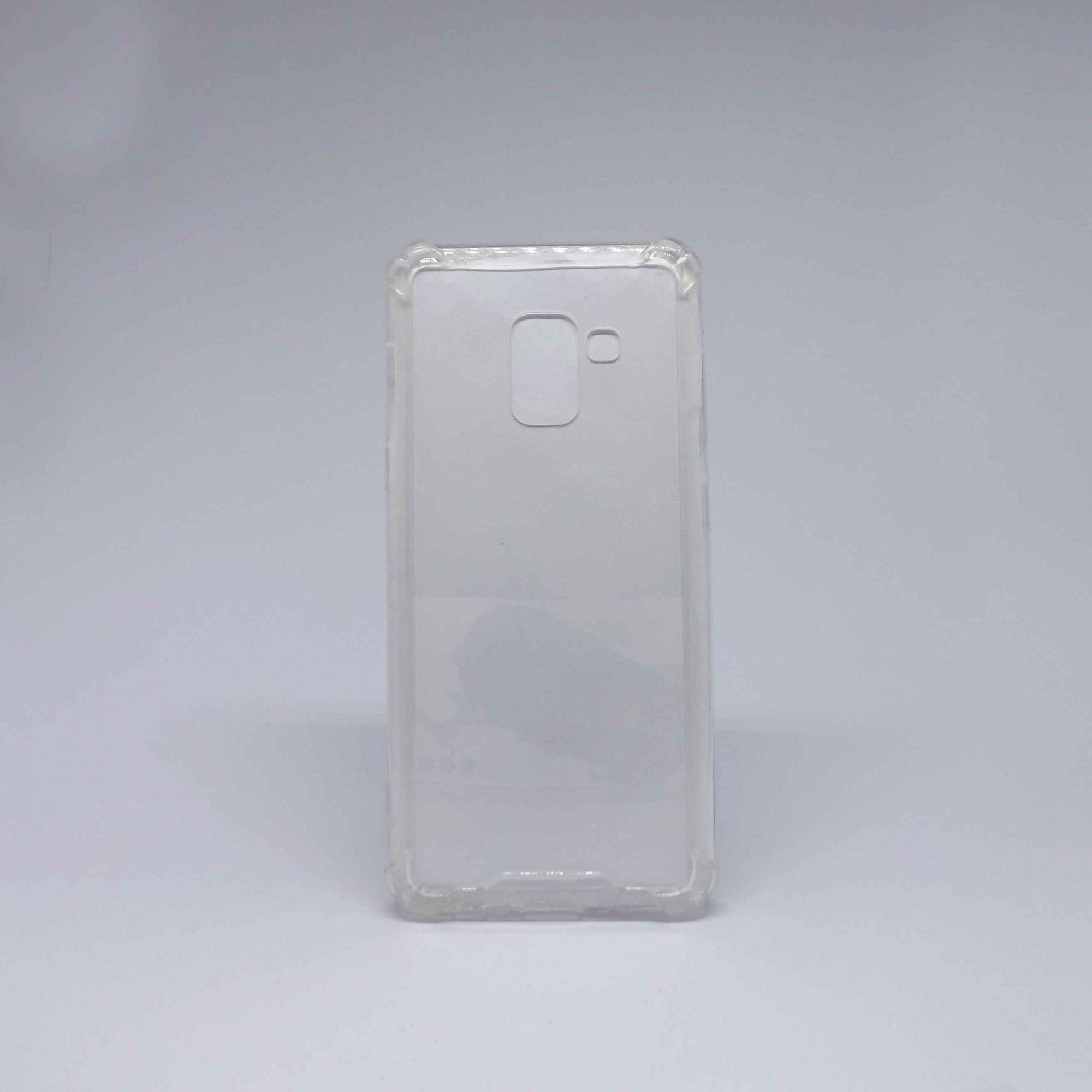 Capa Samsung Galaxy A8 Antiqueda Transparente