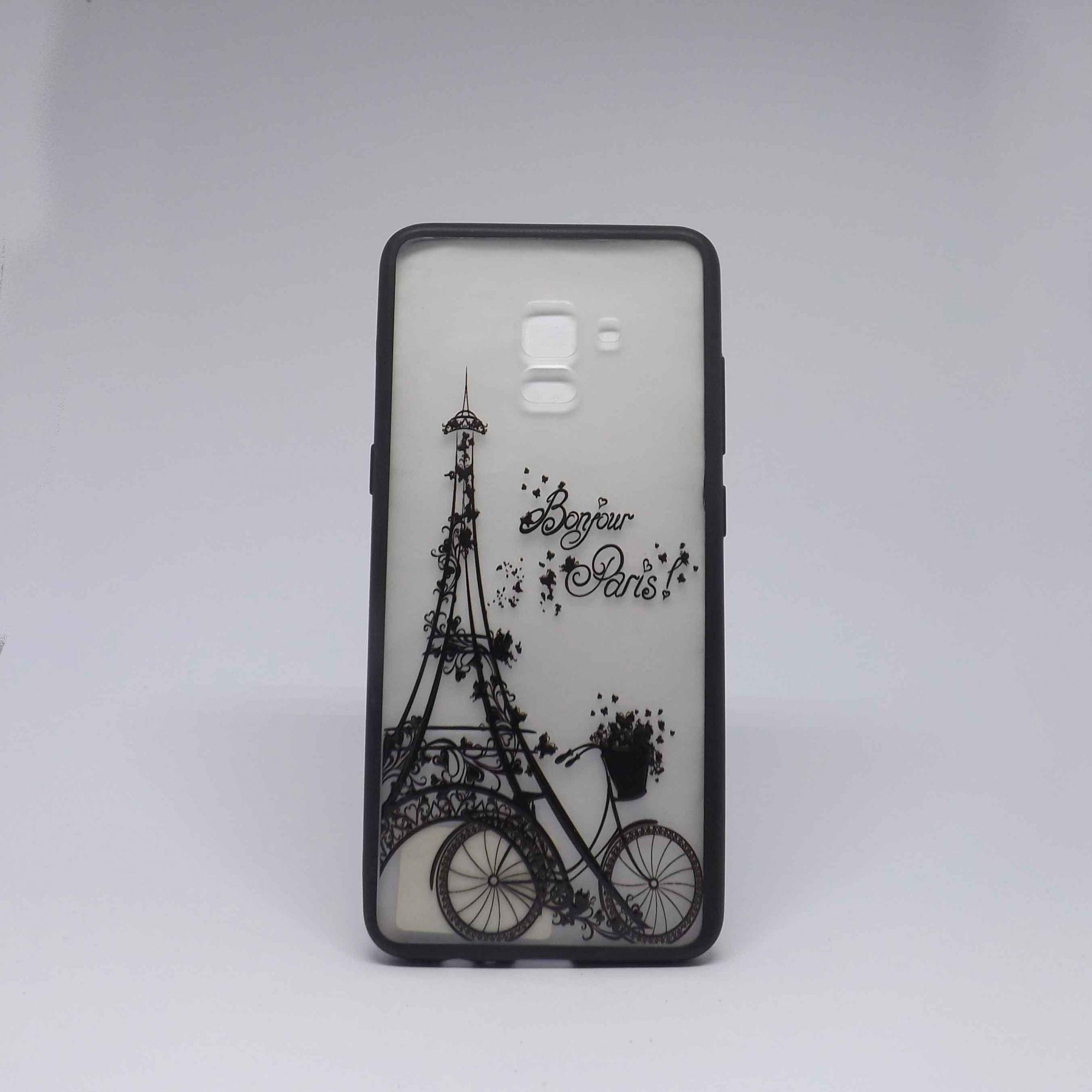 Capa Samsung Galaxy A8 Plus Acrílico Estampado