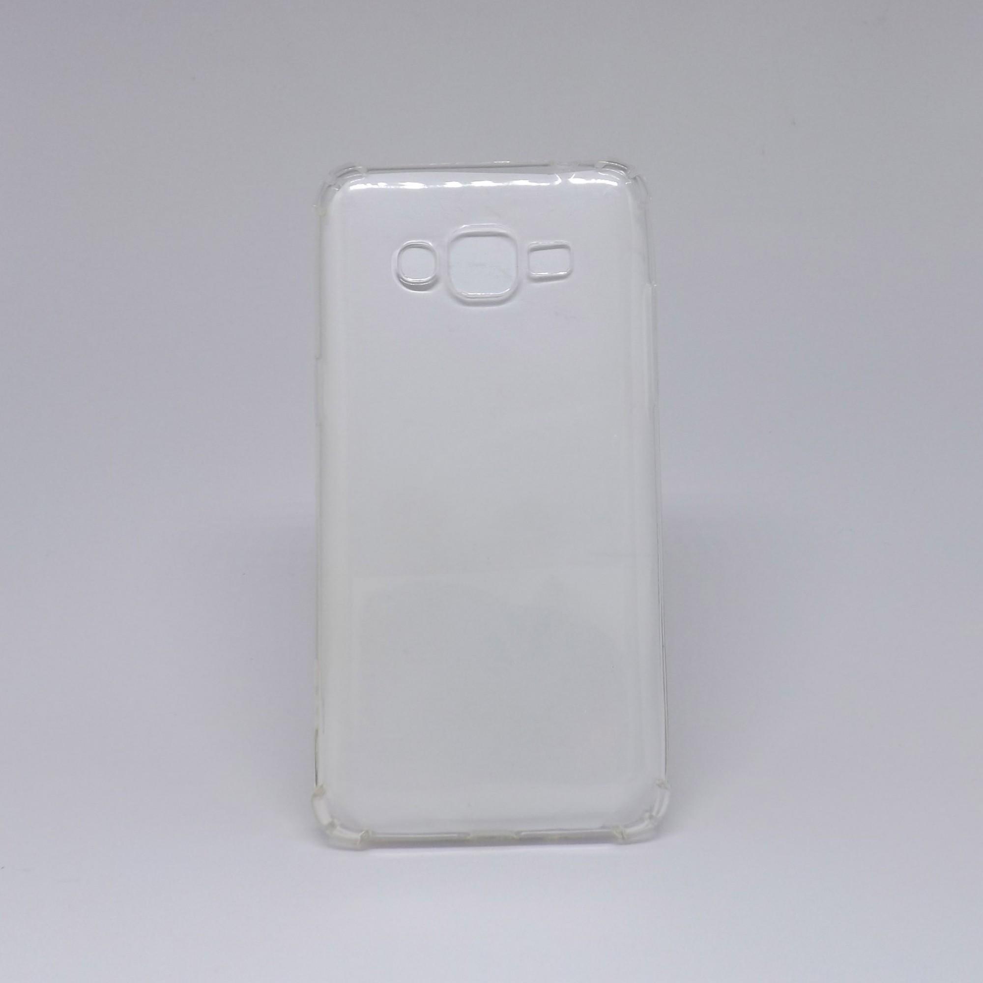 Capa Samsung Galaxy J2 Prime Antiqueda Transparente