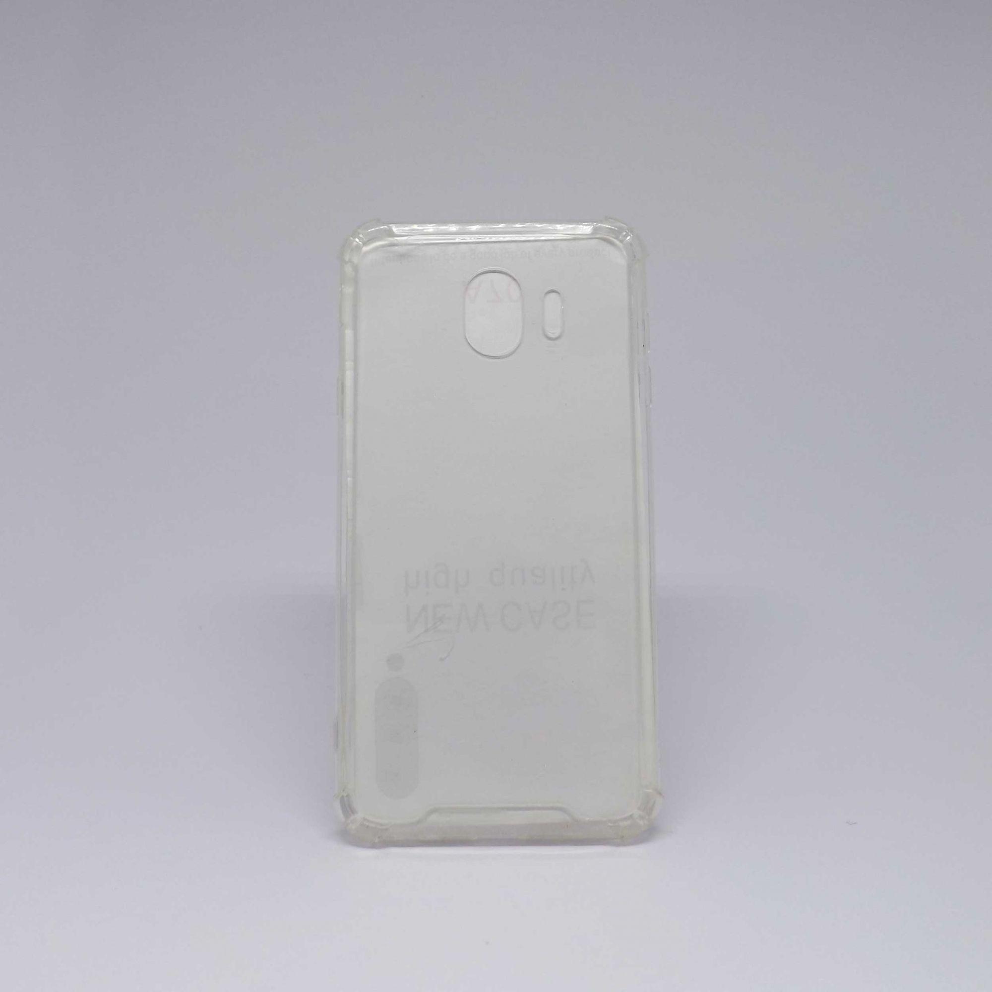 Capa Samsung Galaxy J4 Antiqueda Transparente