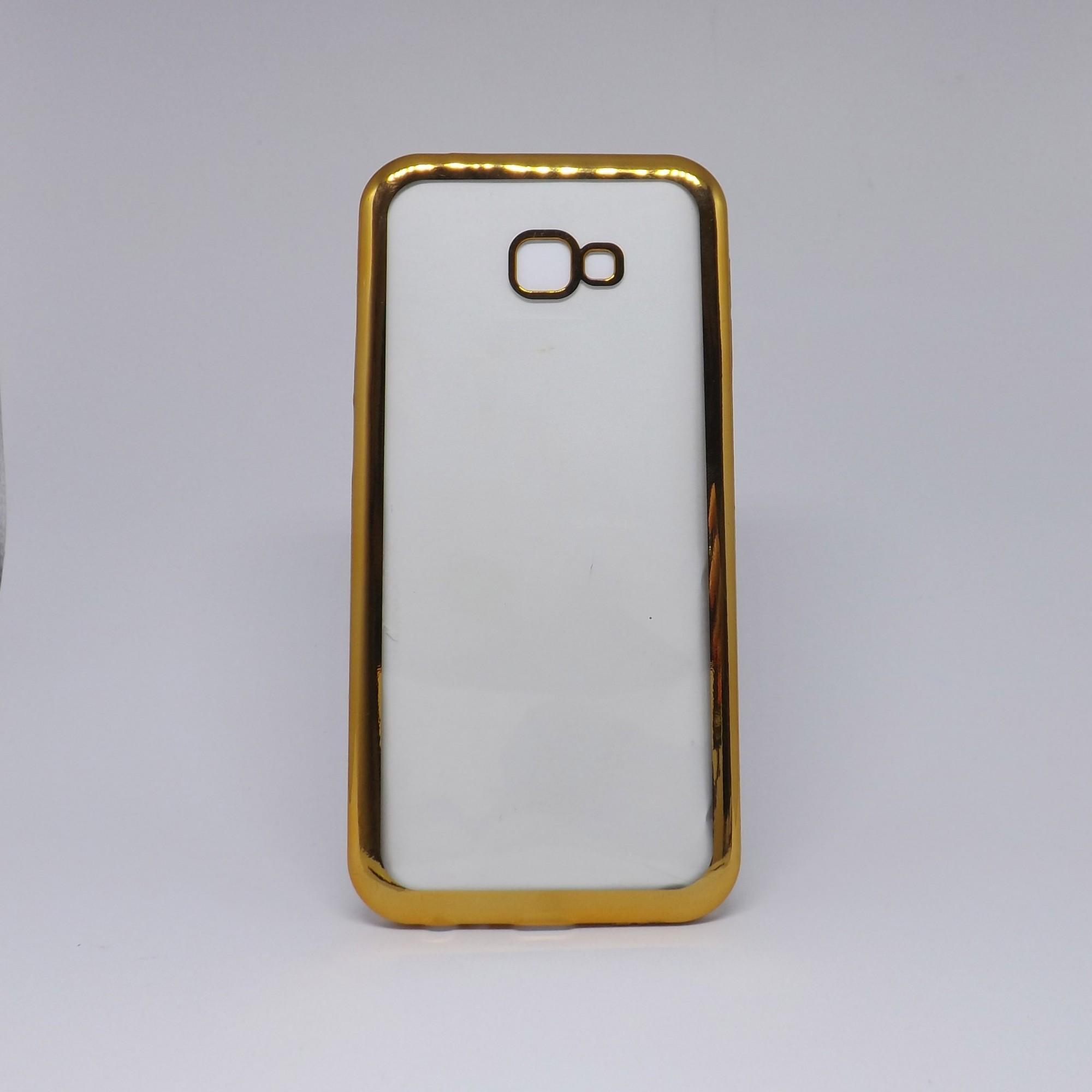 Capa Samsung Galaxy J4 Plus Brilho com Strass na Lateral