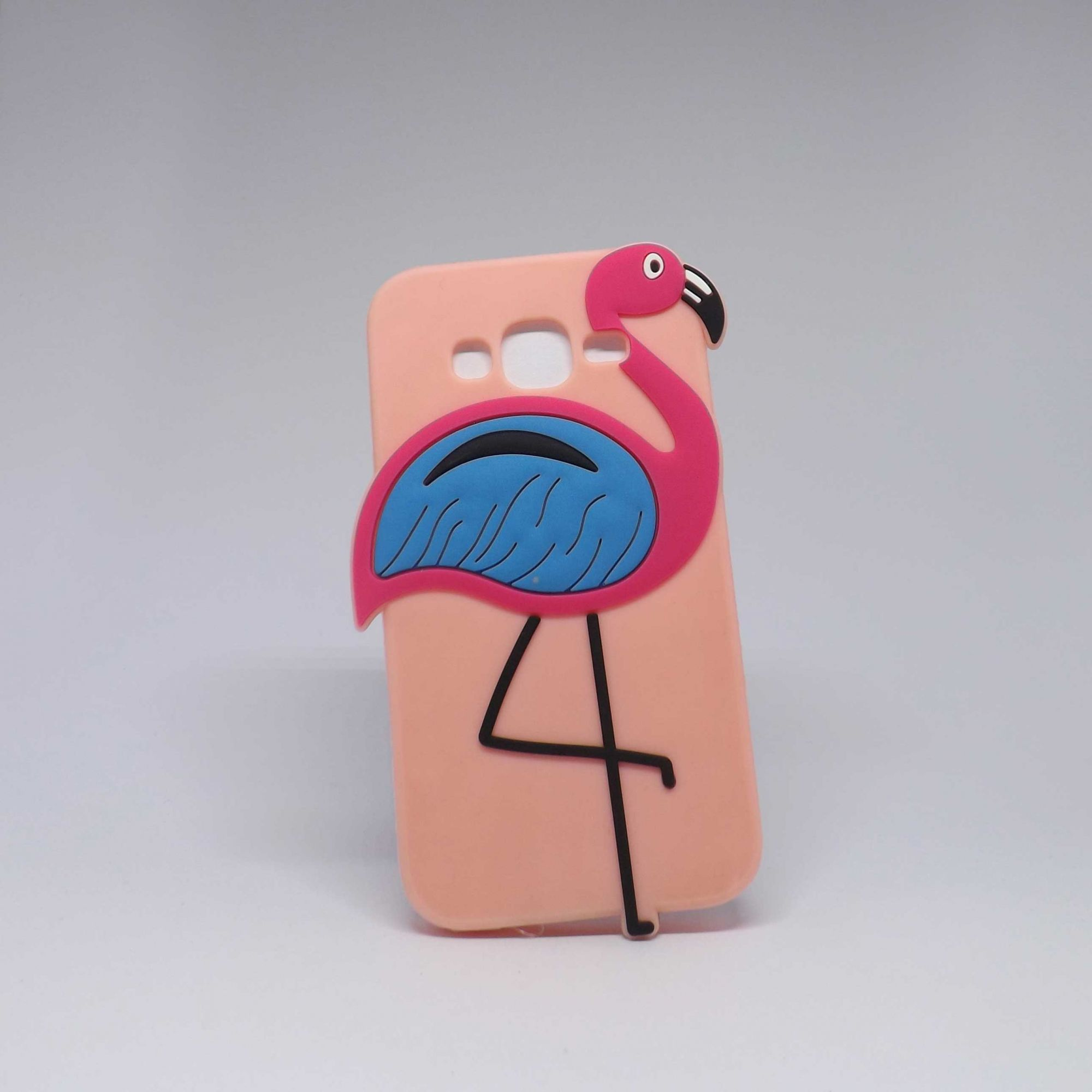 Capa Samsung Galaxy J5 Personagens - Flamingo