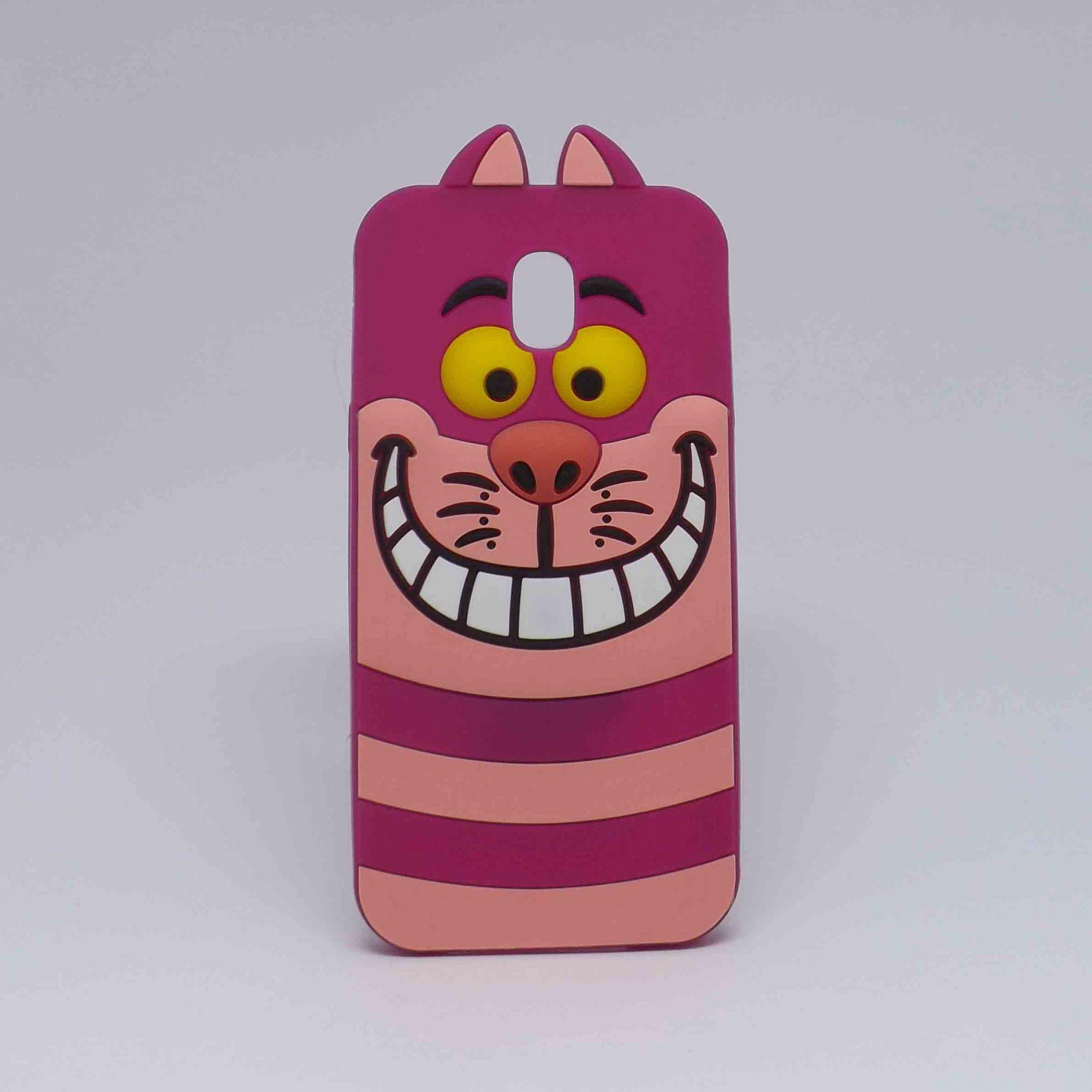 Capa Samsung Galaxy J5 Pro Personagens - Gato Risonho