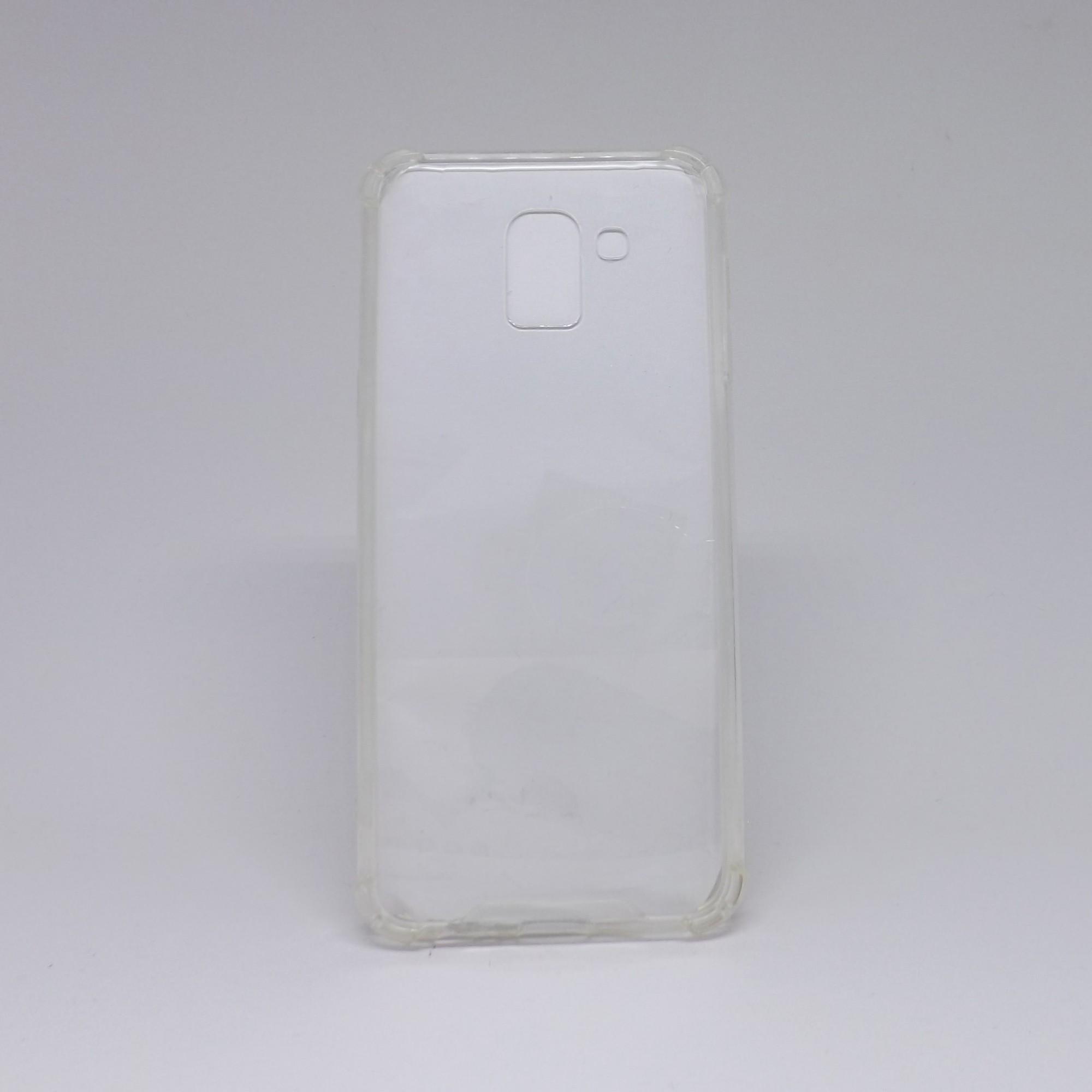 Capa Samsung Galaxy J6 Antiqueda Transparente