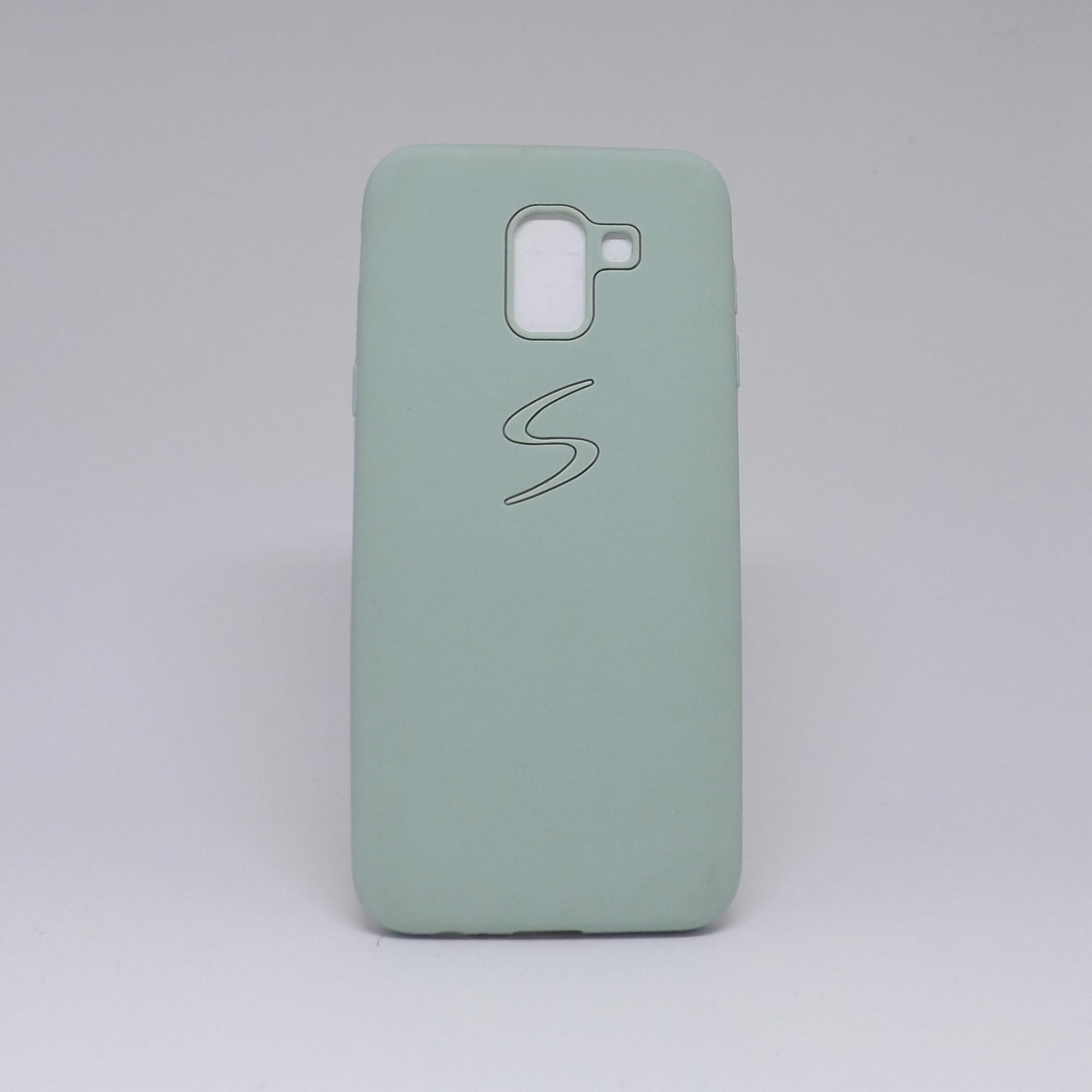 Capa Samsung Galaxy J6  Borracha