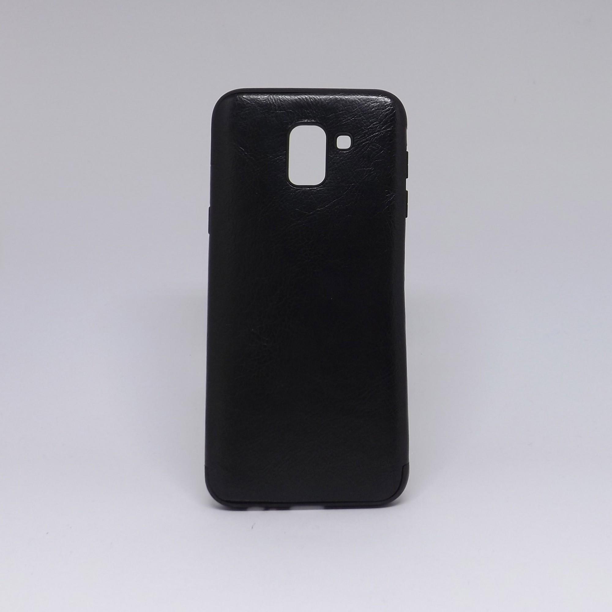 Capa Samsung Galaxy J6  Couro