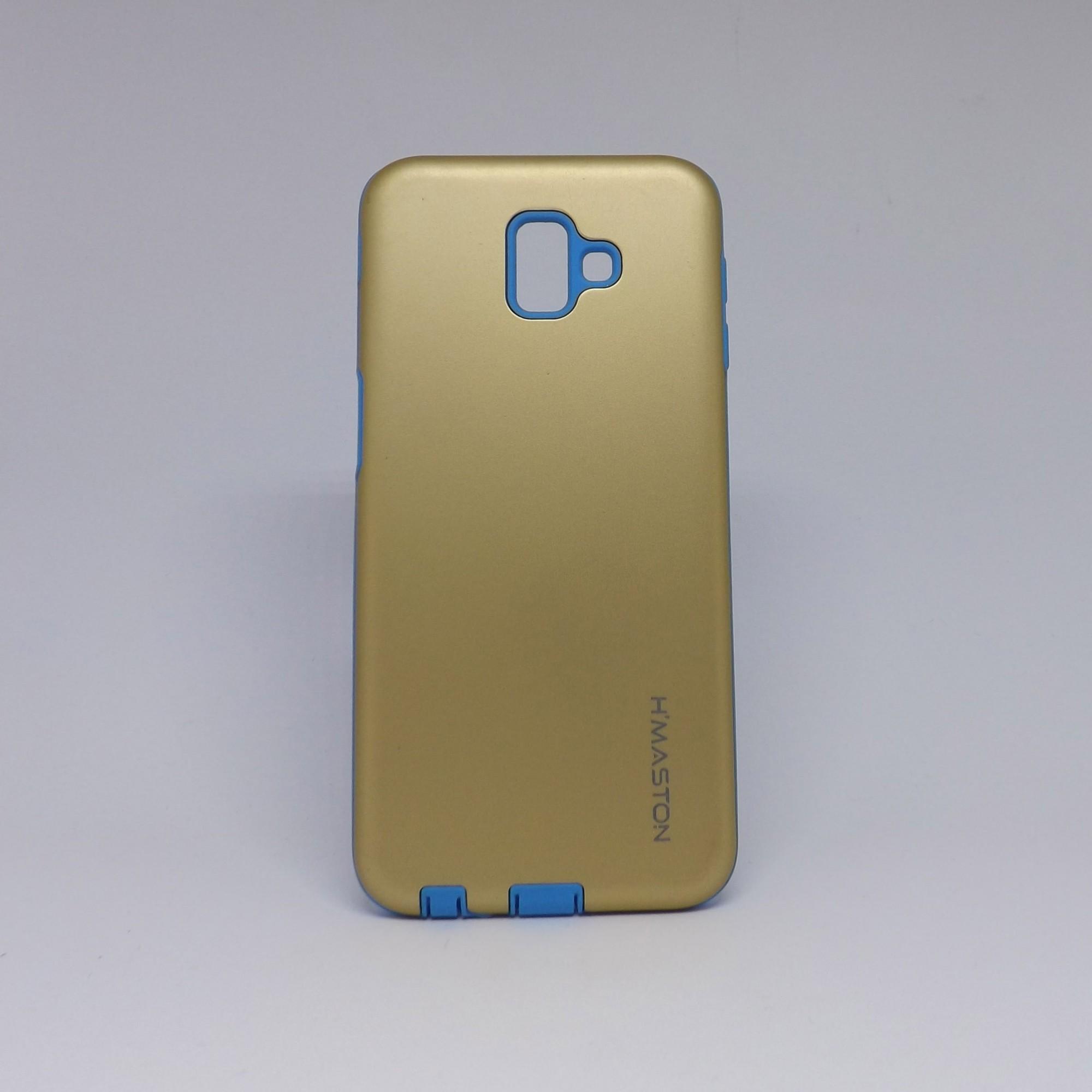Capa Samsung Galaxy J6 Plus Antiqueda Colorida Por Dentro