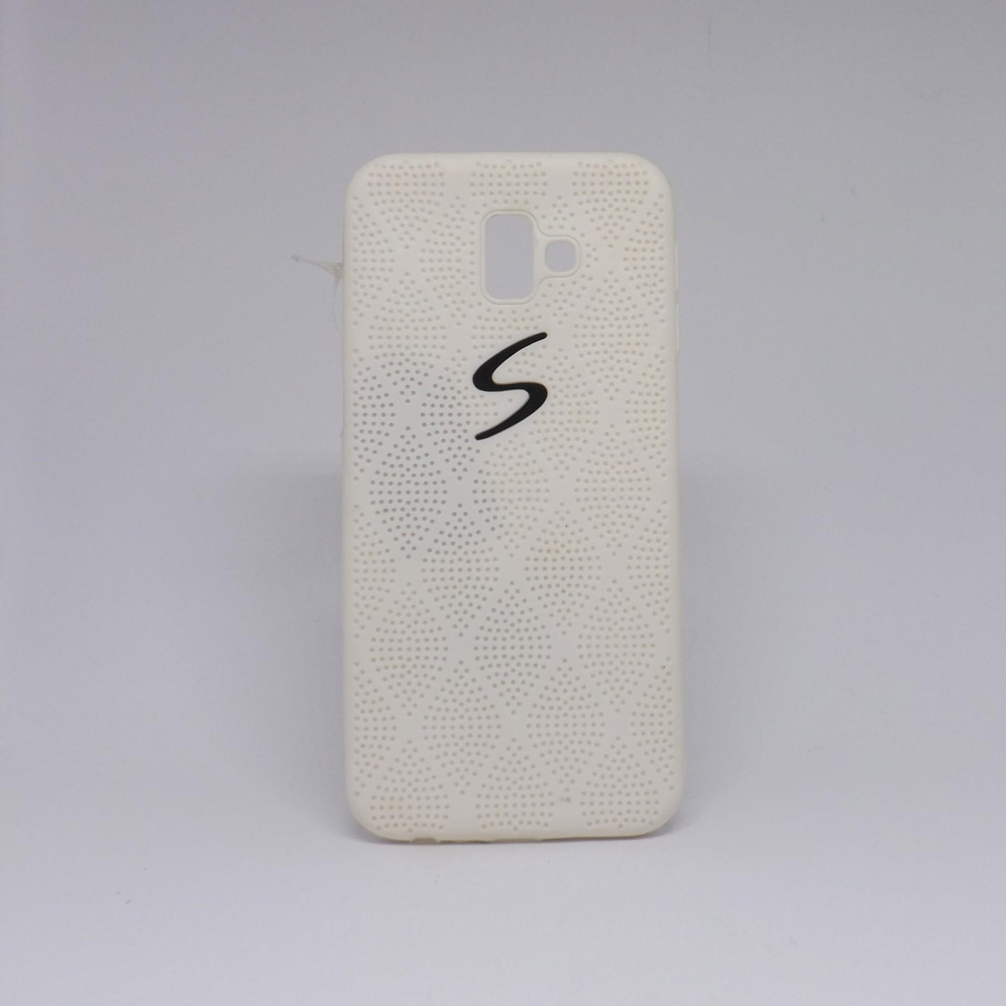 Capa Samsung Galaxy J6 Plus Borracha