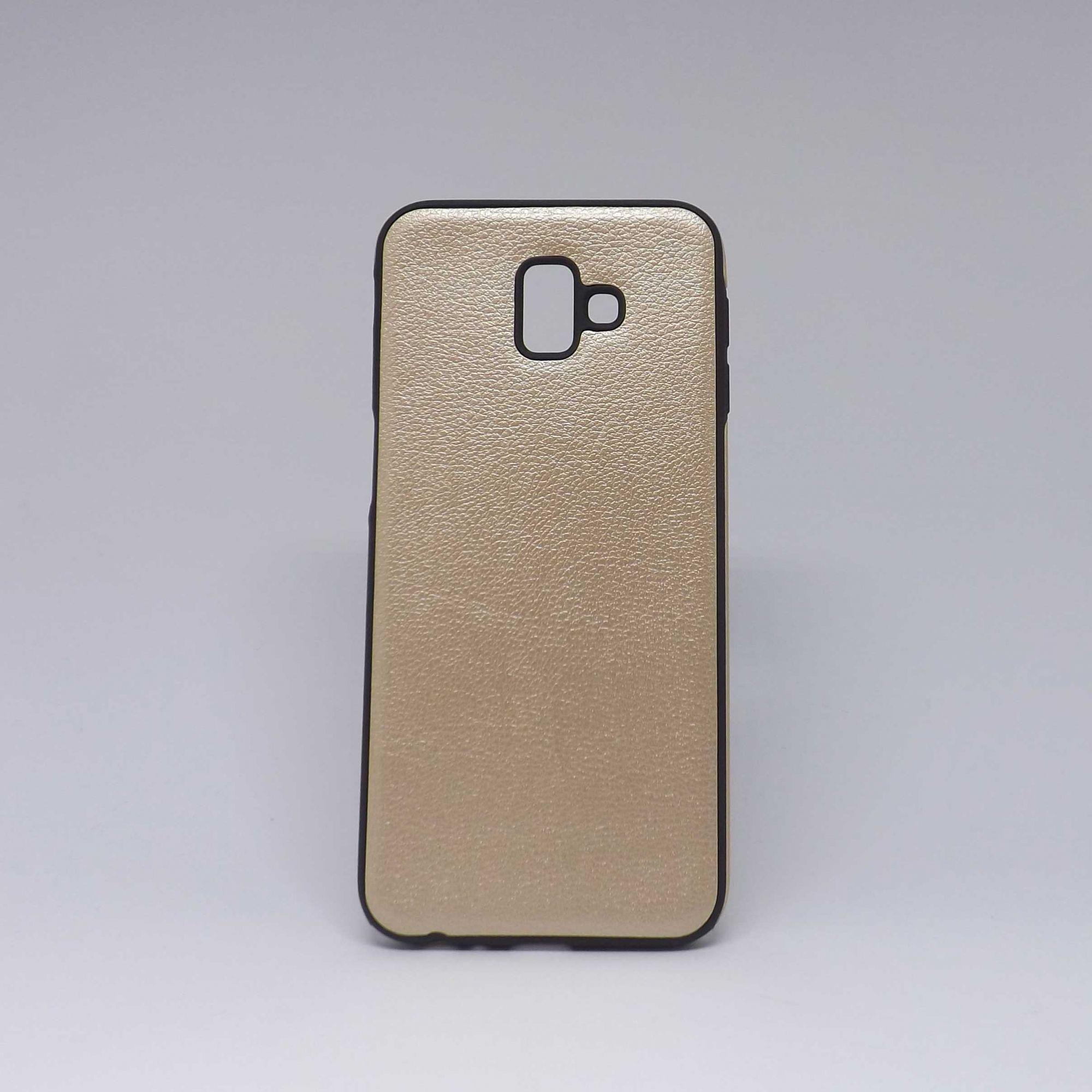 Capa Samsung Galaxy J6 Plus Couro