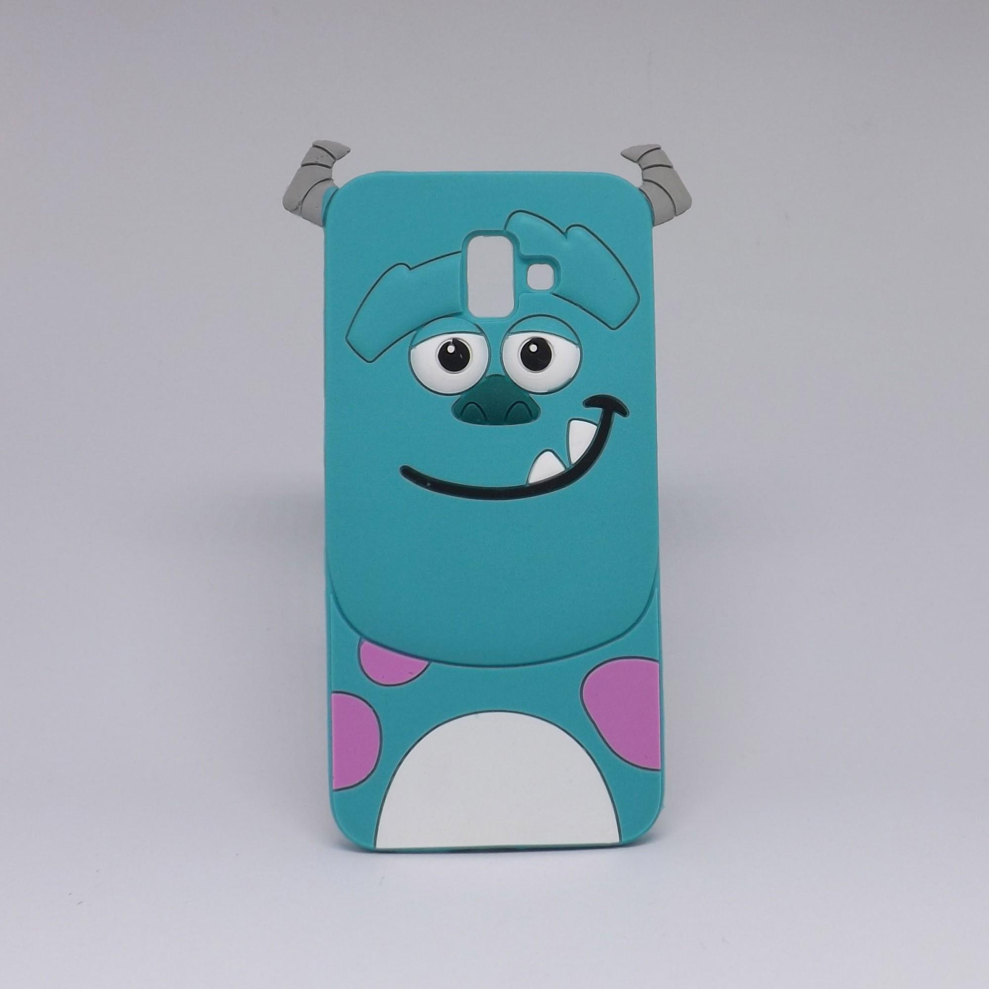 Capa Samsung Galaxy J6 Plus Personagens - Sullivan