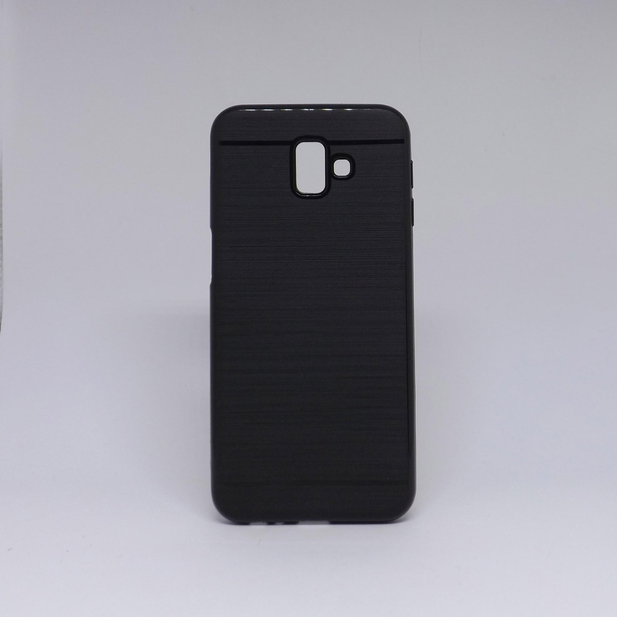 Capa Samsung Galaxy J6 Plus Preta Molinha