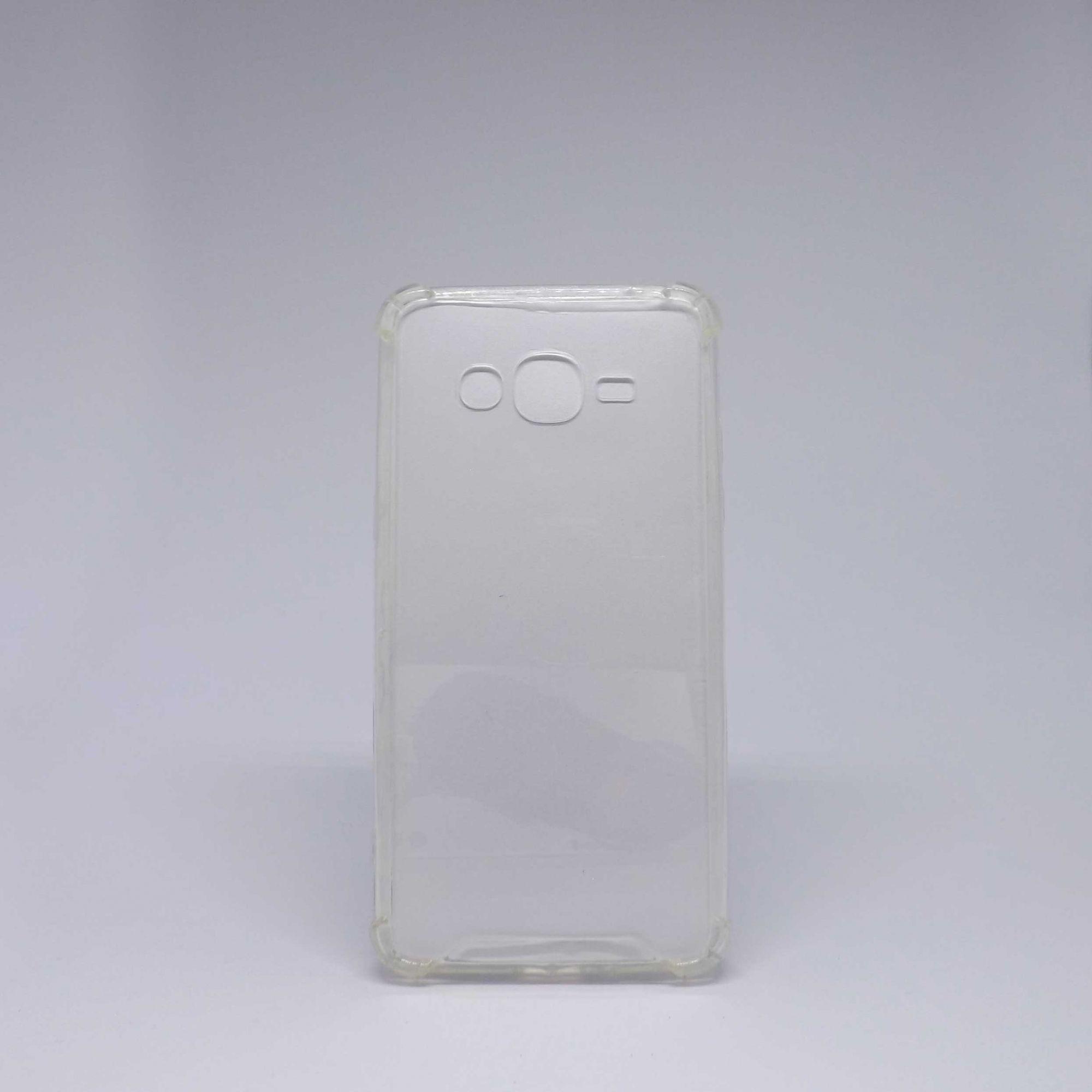 Capa Samsung Galaxy J7 Antiqueda Transparente